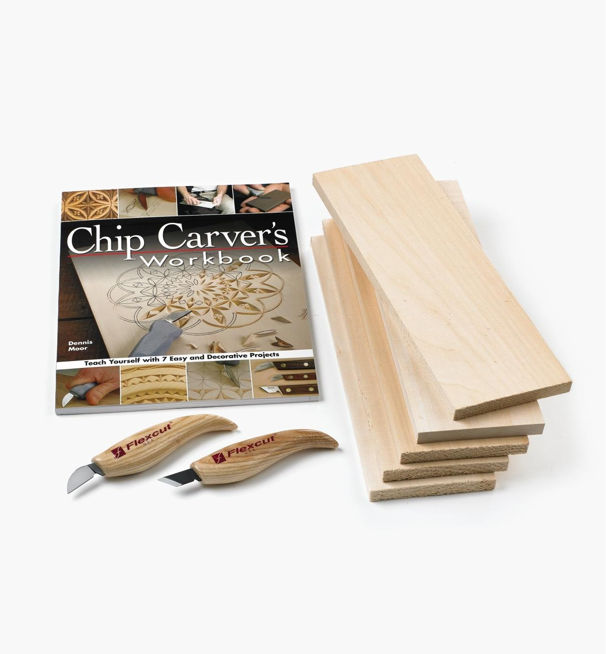 06D0509 - Chip Carving Basics