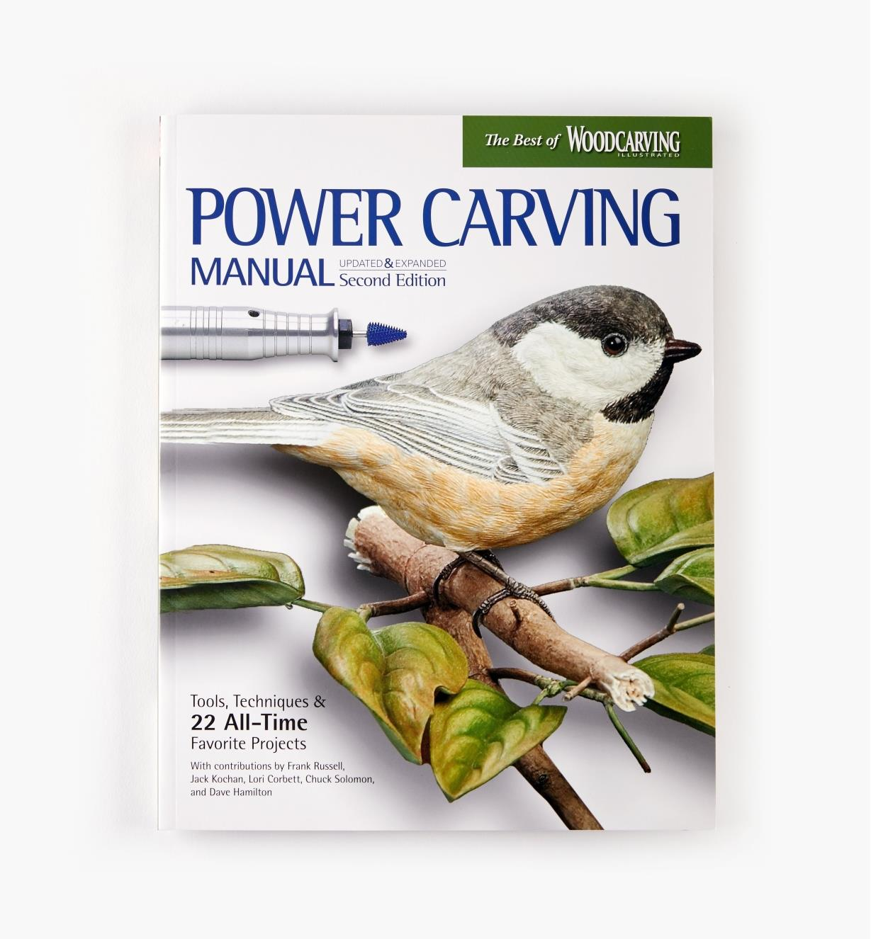 49L5067 - Power Carving Manual