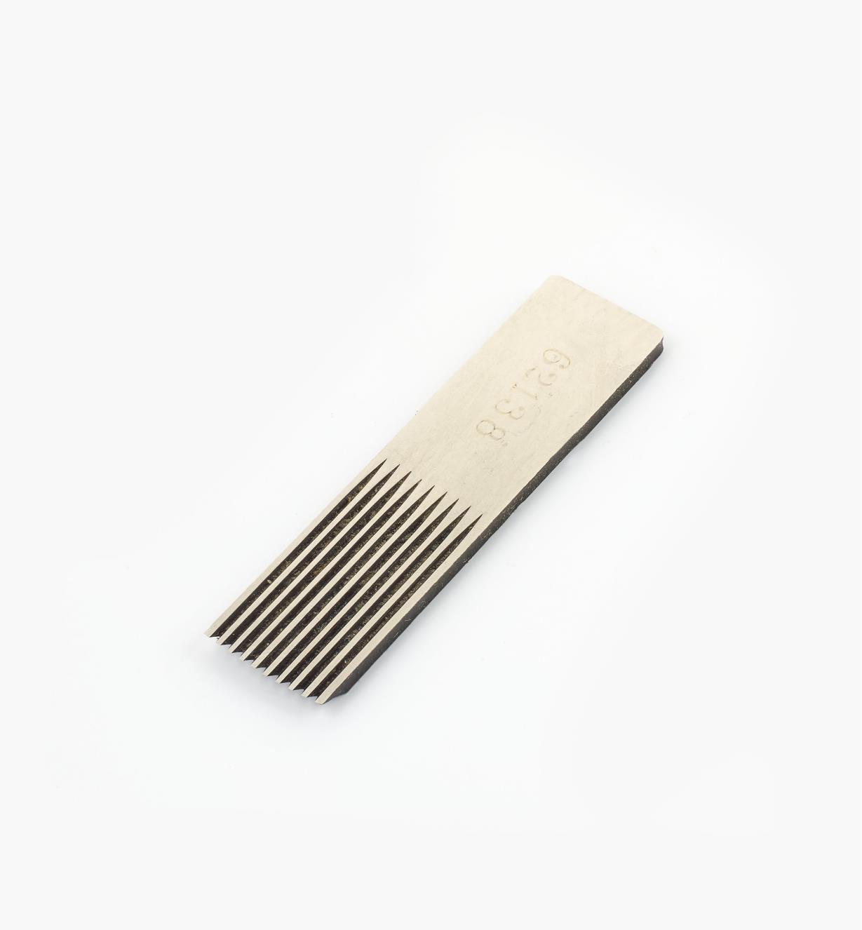 55P1106 - Lame de remplacement dentée, 12mm
