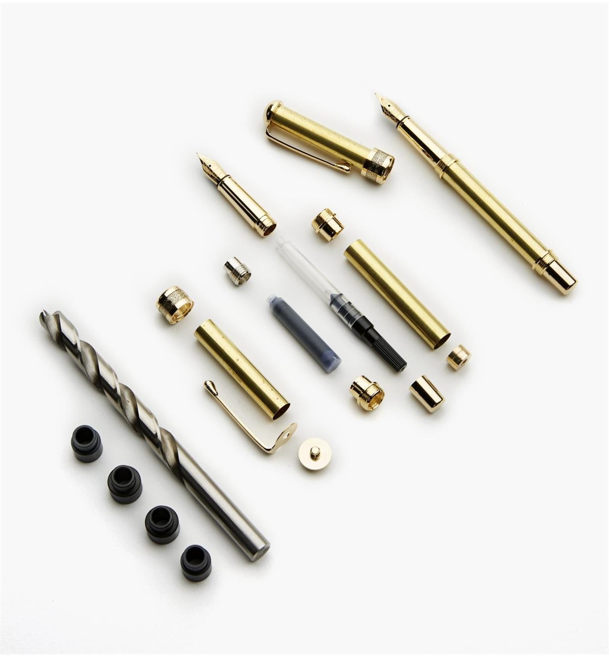 88K8259 - New Series Fountain Pen Starter Set