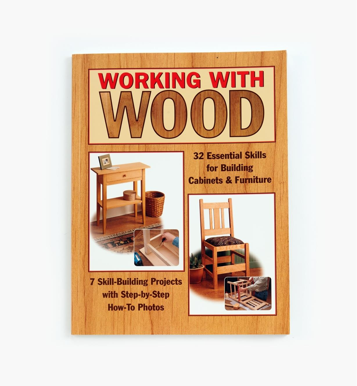 99W6537 - Working with Wood