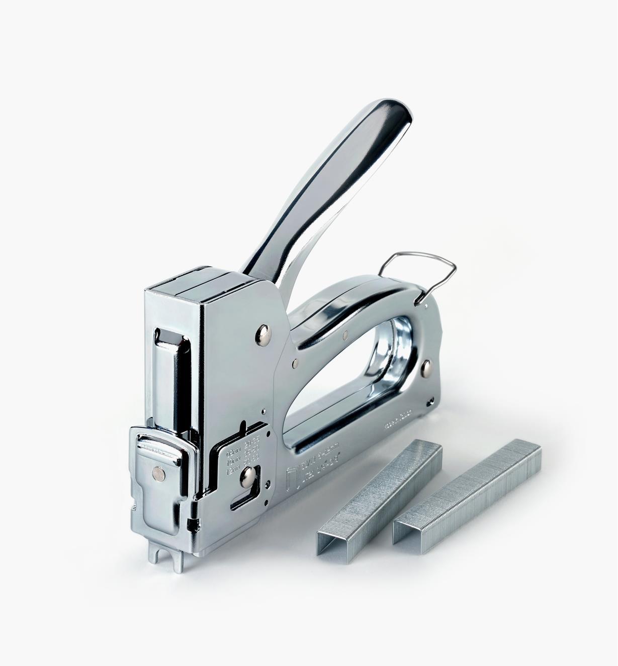 99W6834 - HD 3-in-1 Staple Gun