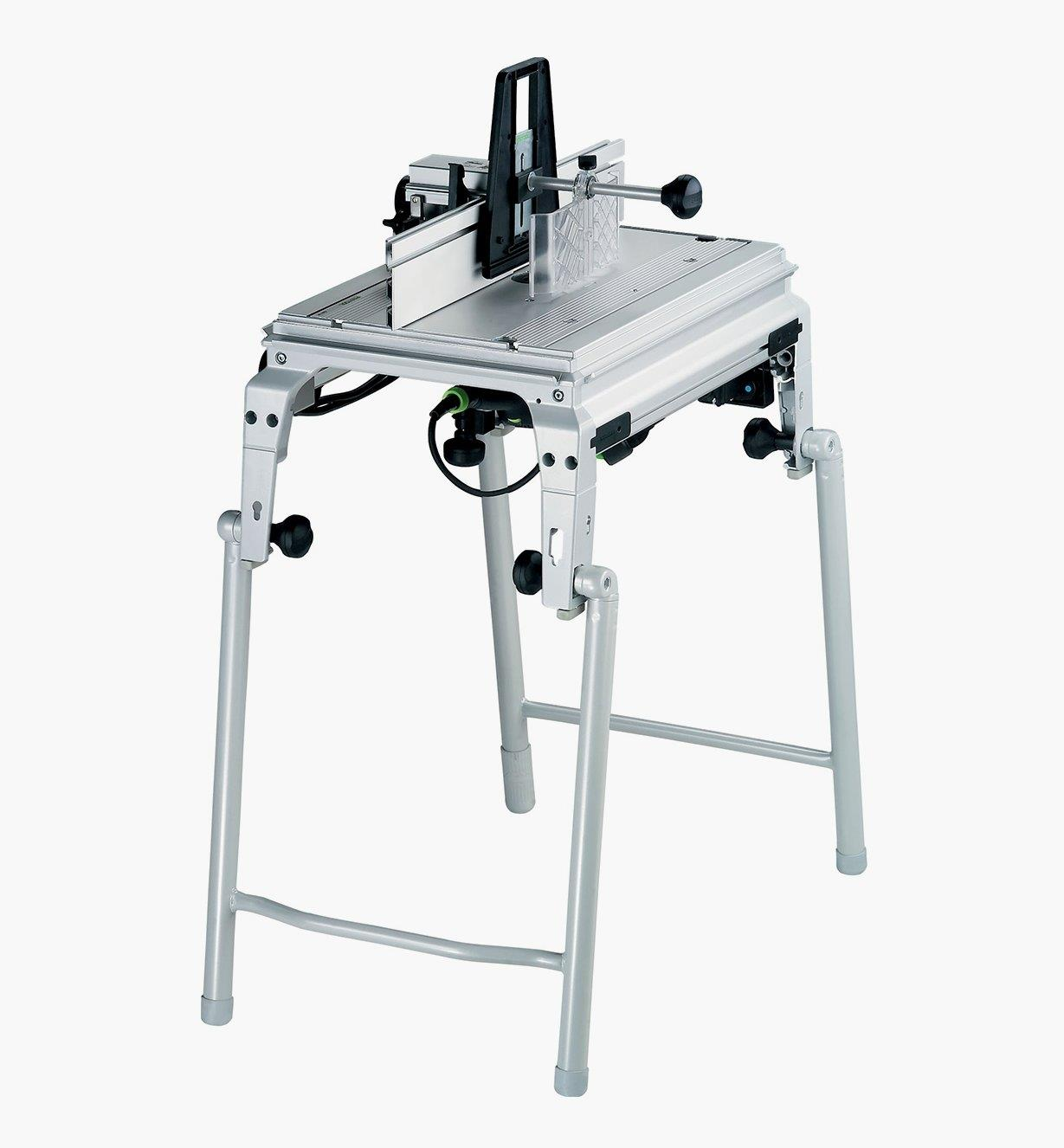 CMS-GE Router Table