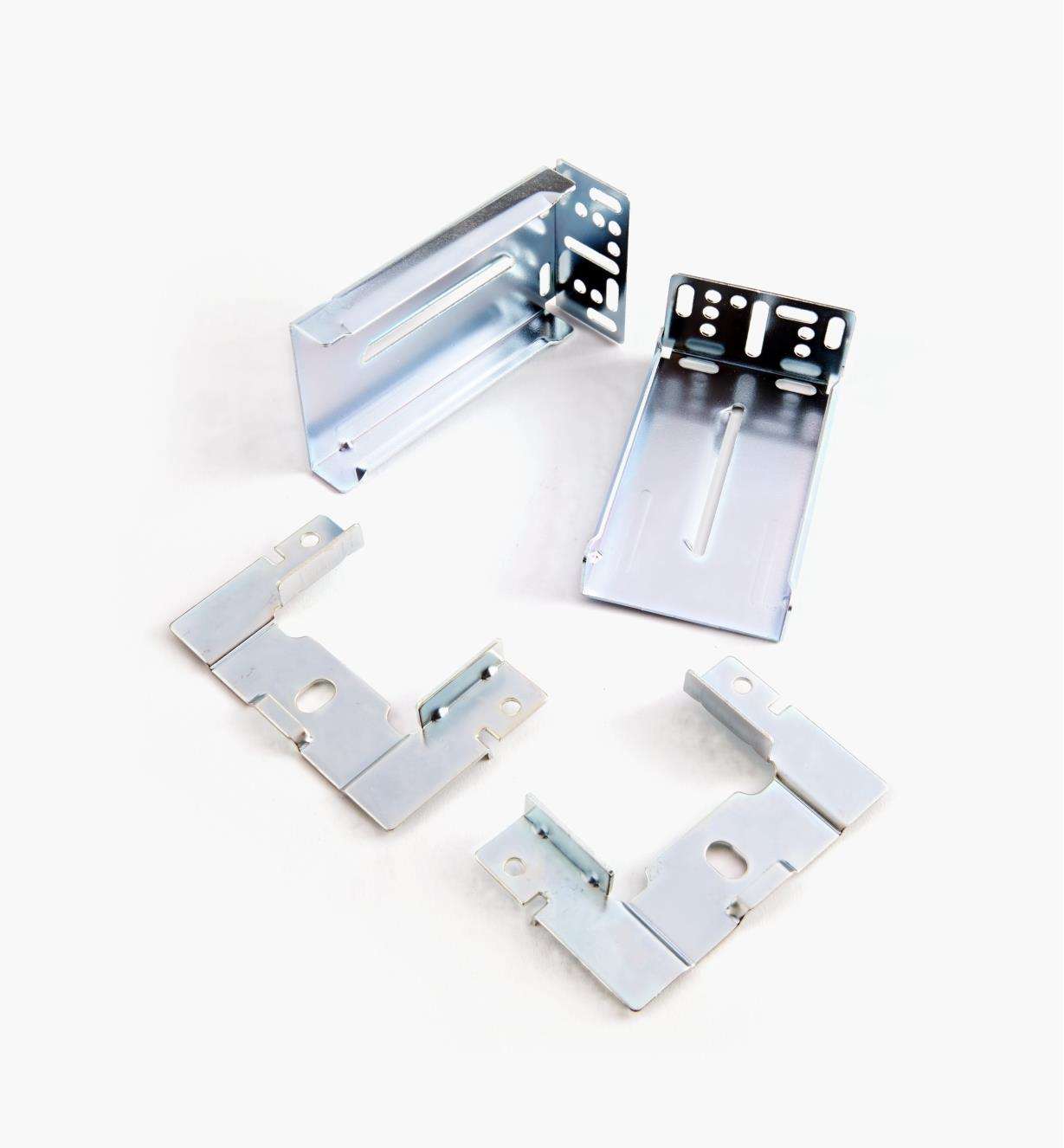 02K3050 - Set of Brackets