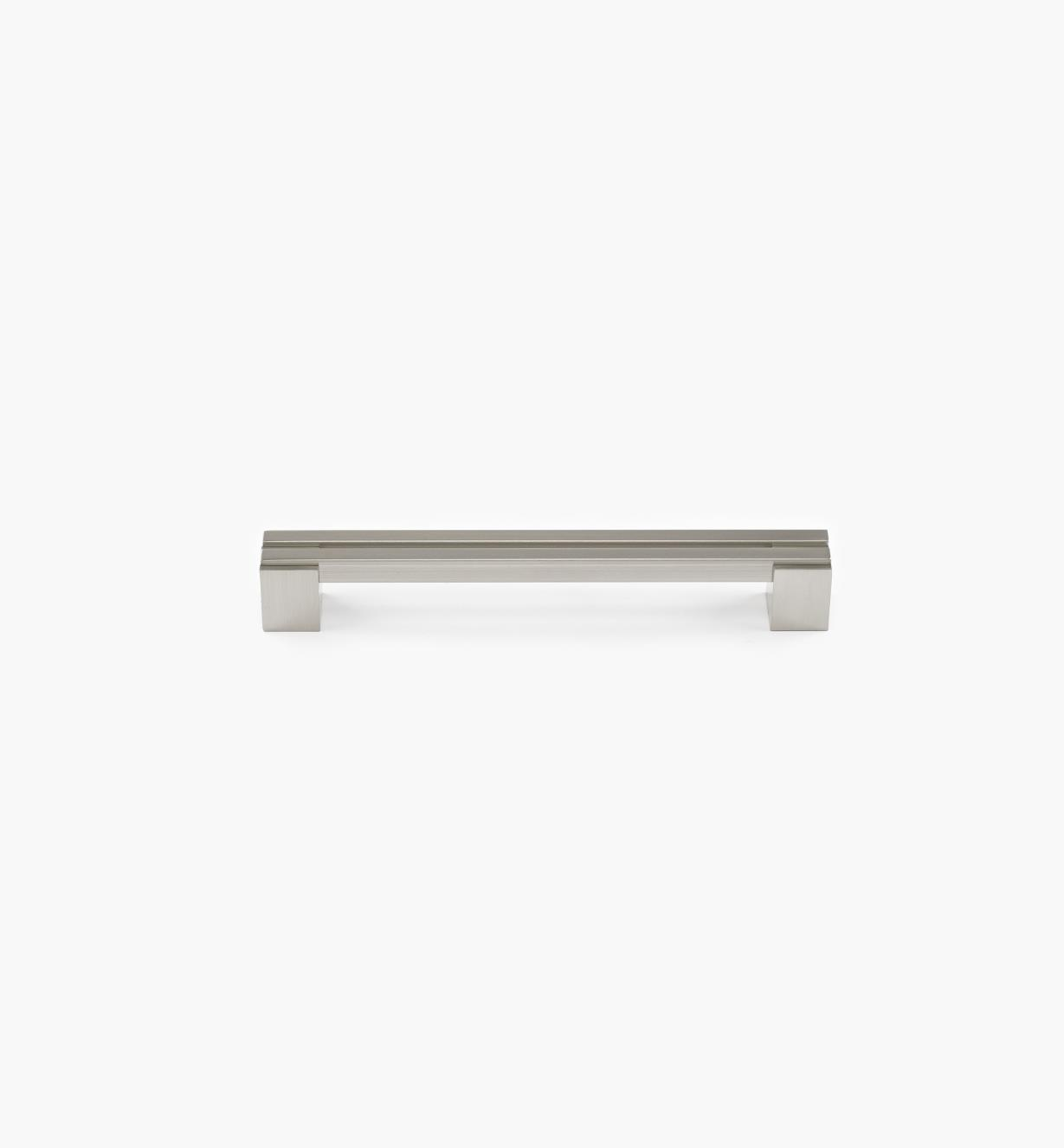 02W1352 - Parallel 192mm Satin Nickel Handle, each