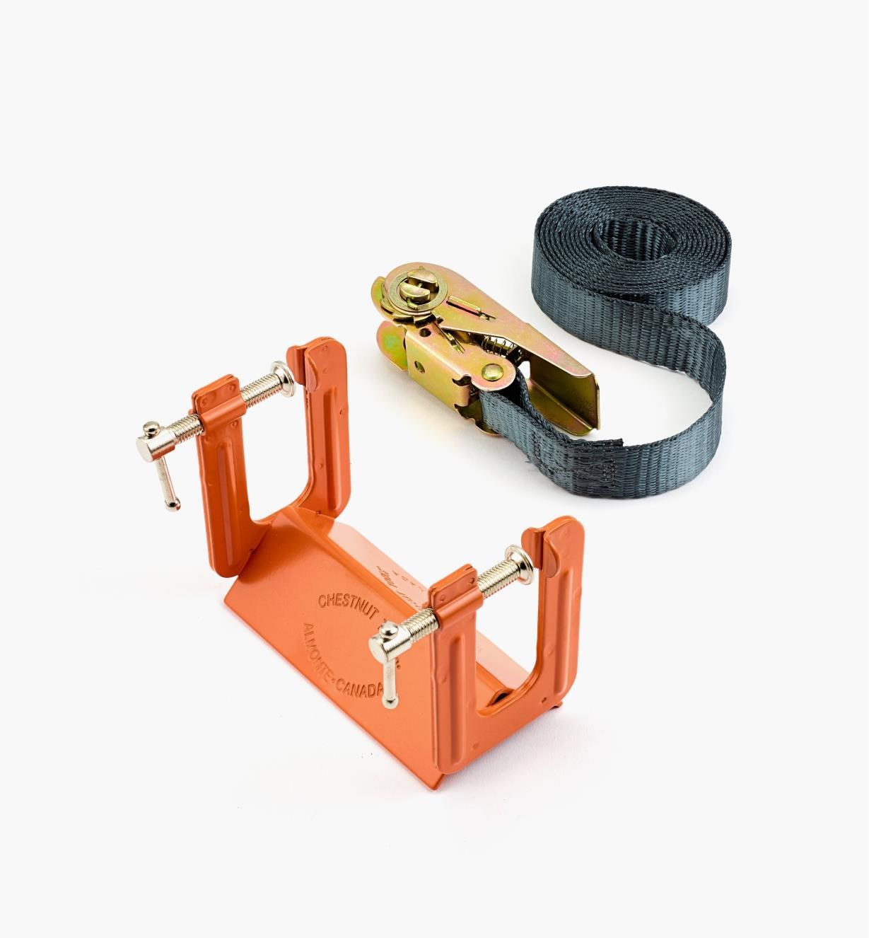 09A0520 - Étau d'affûtage pour scie à chaîne