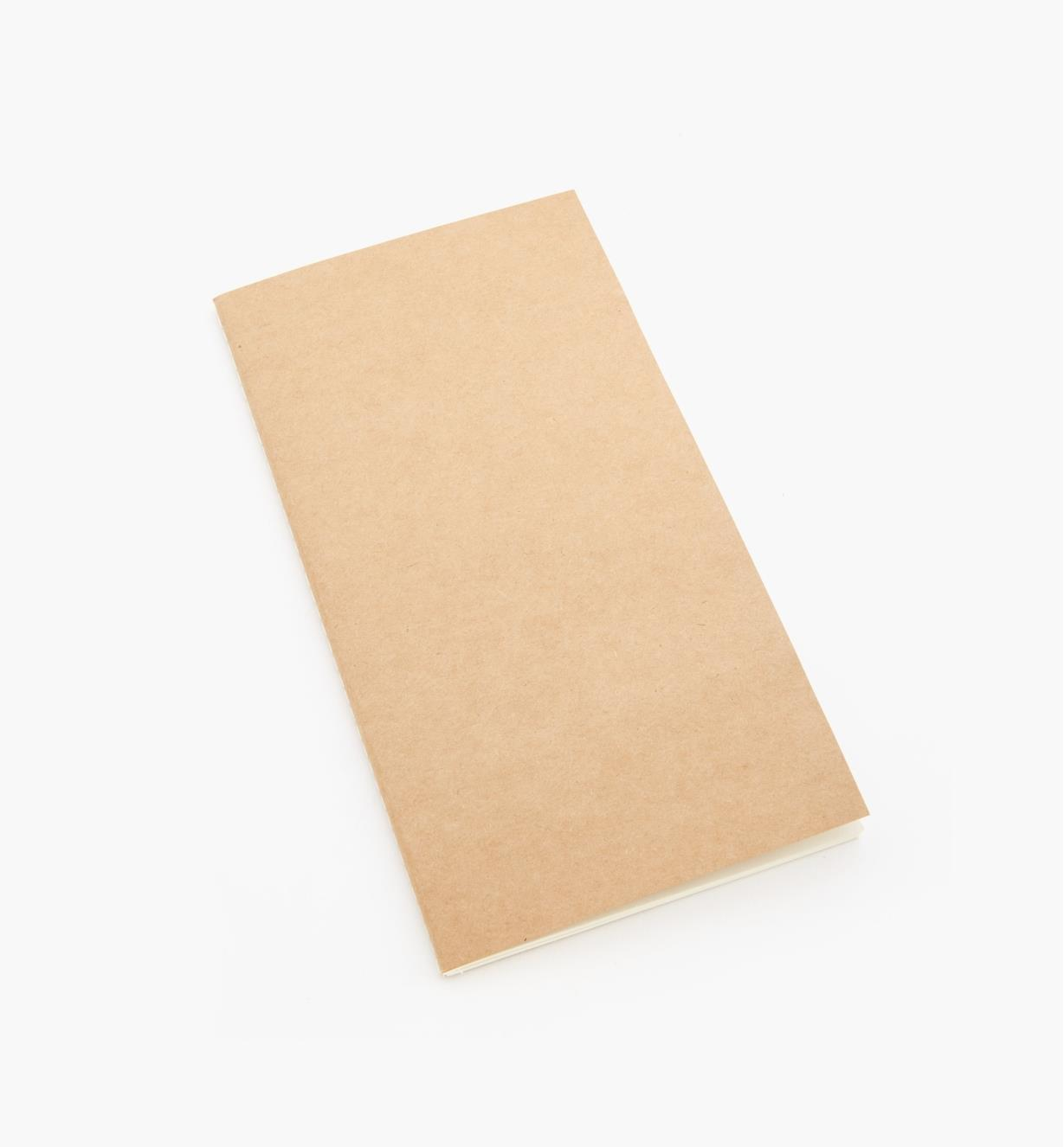 09A1061 - Replacement Notebook for Premium Leathercraft Notebook Cover Kit