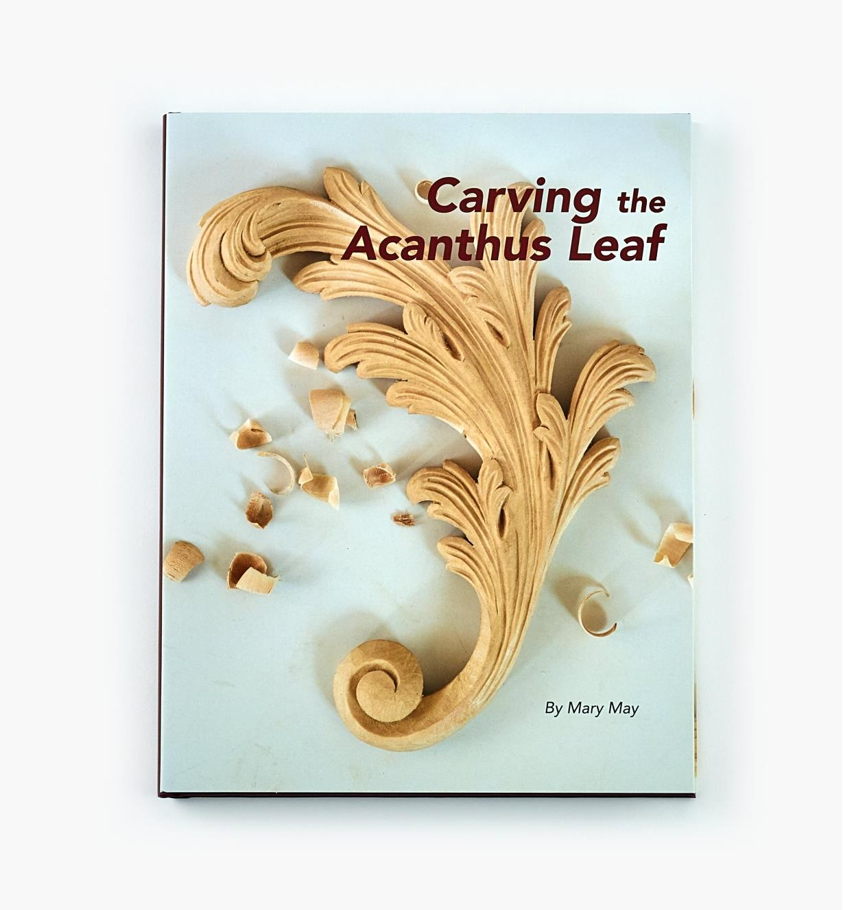20L0347 - Carving the Acanthus Leaf