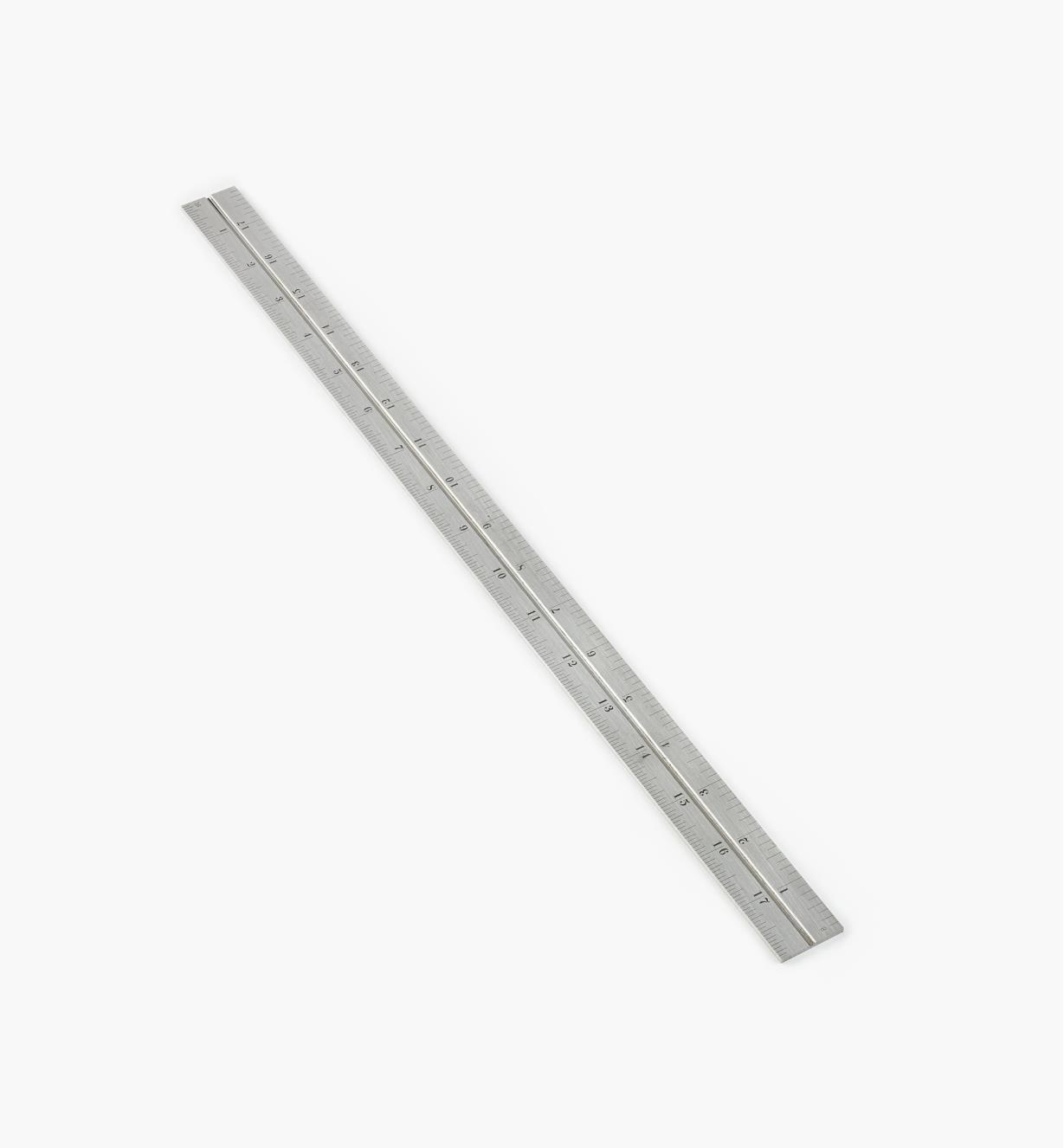 "30N0306 - 18"" Etched Steel Rule"