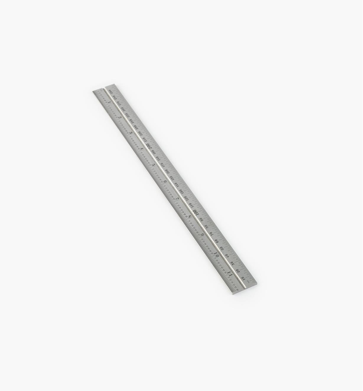 "30N0307 - 12"" Imperial/Metric Rule"