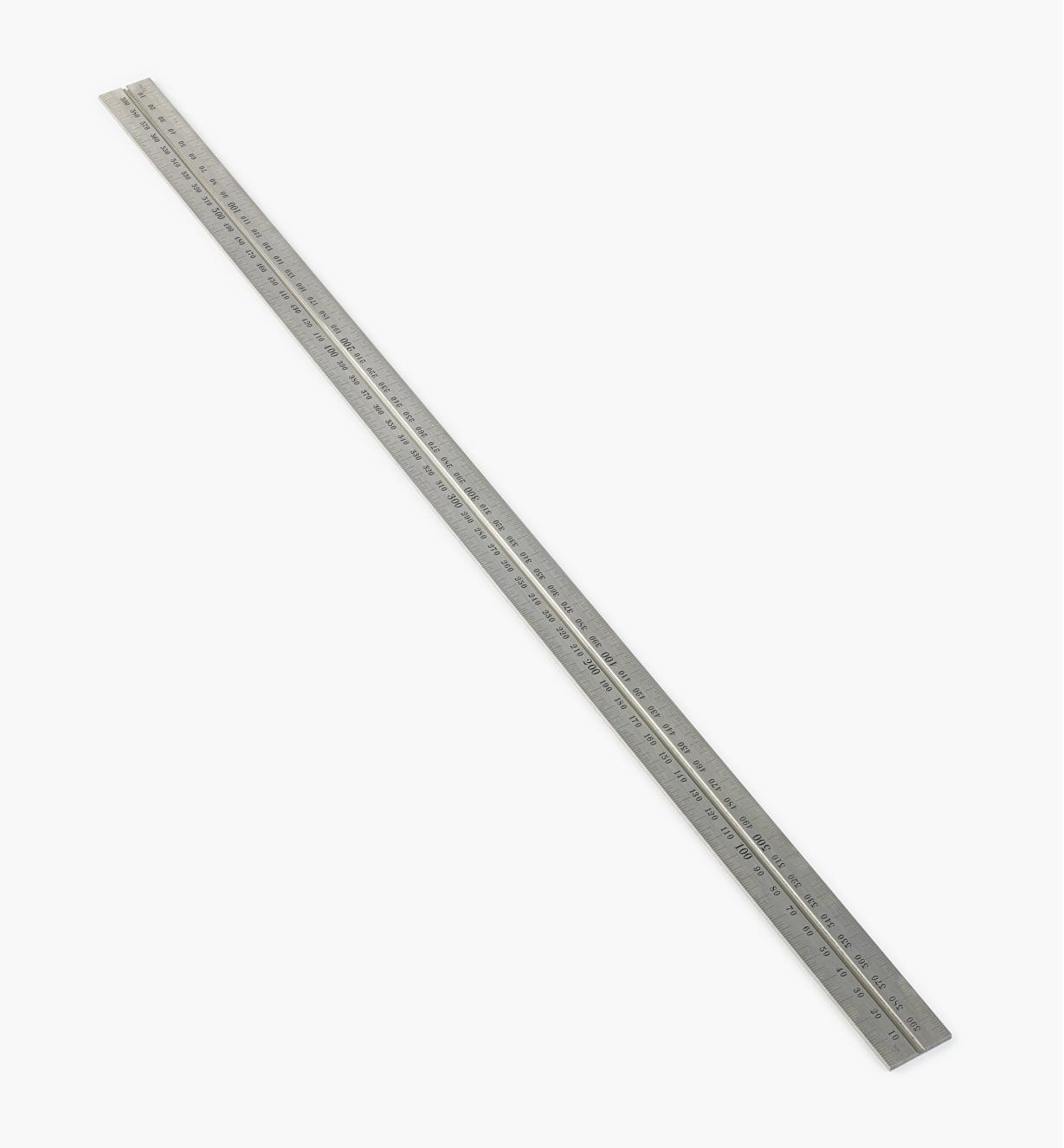 "30N3145 - Starrett 600mm Metric Regular Rule for 12""/300mm Square, Protractor & Center-Finding Heads"
