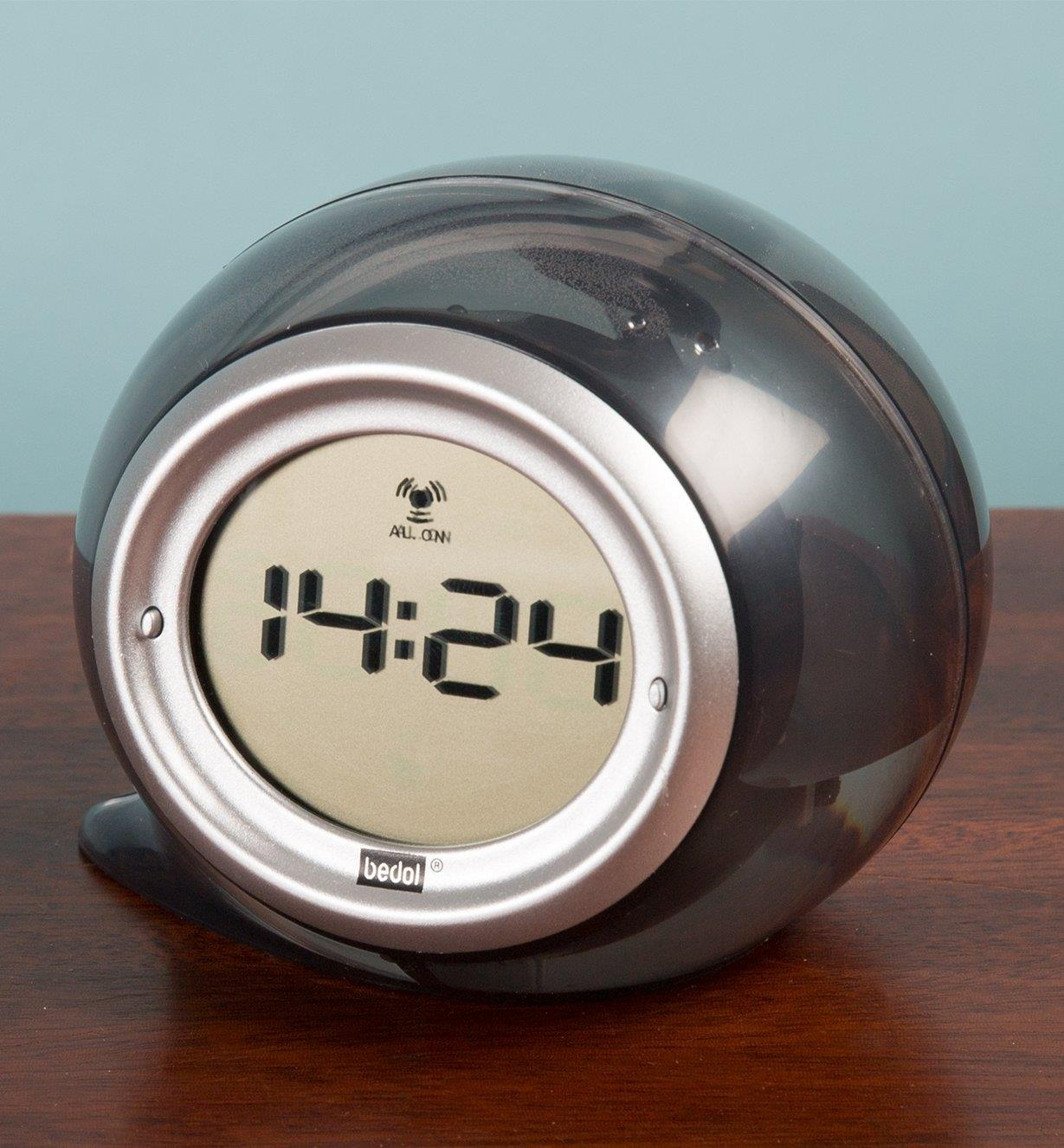 45K1906 - Horloge à eau, gris fumée
