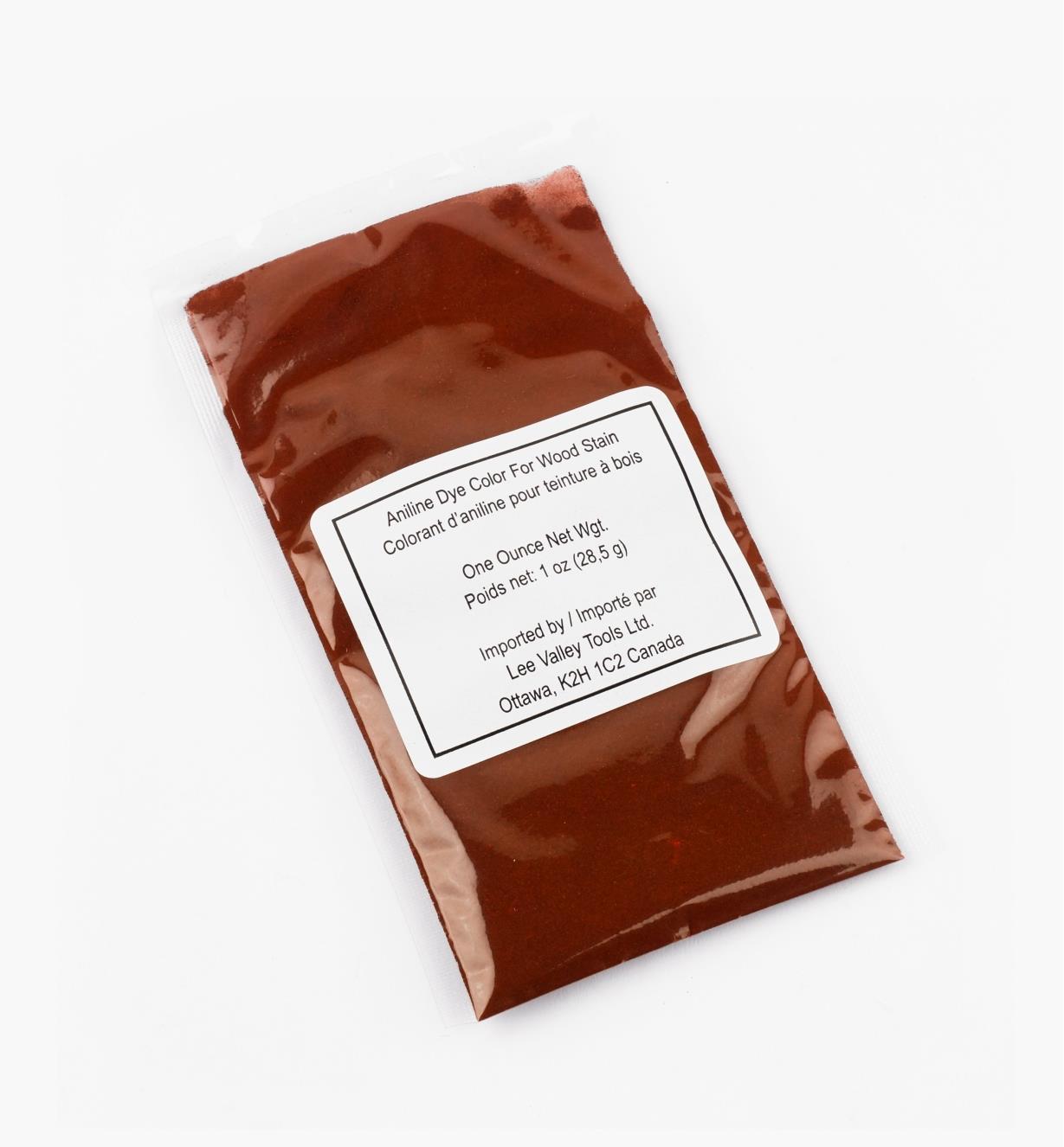 56Z0103 - Teinture d'aniline, noyer brun