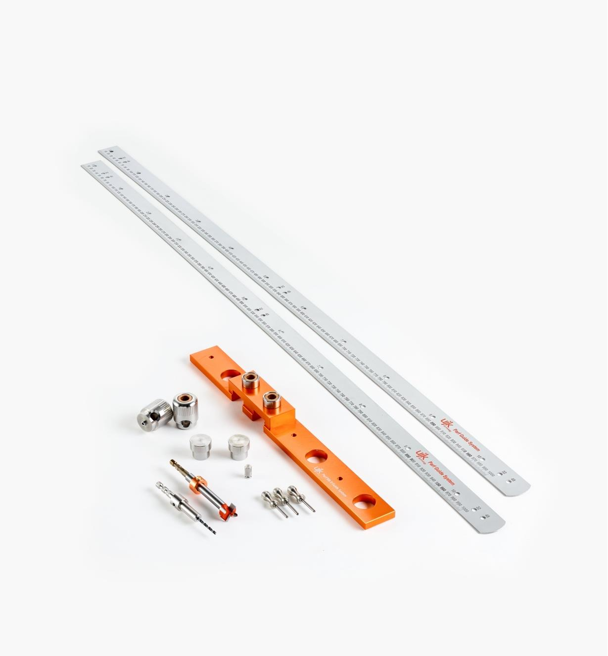 58B3996 - Mk.II Parf Guide Drilling System