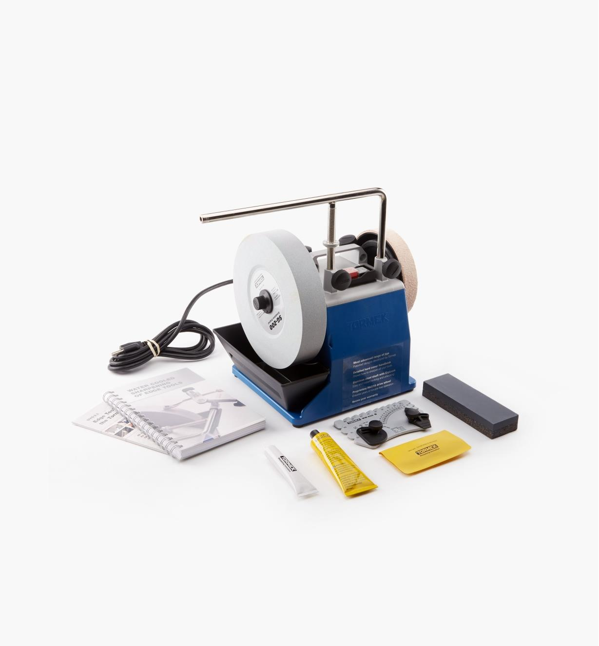 68M0104 - Tormek T-4 Sharpening System