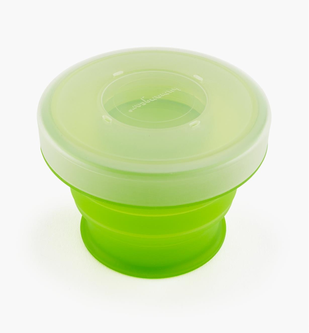 EV388 - Green Collapsible Cup