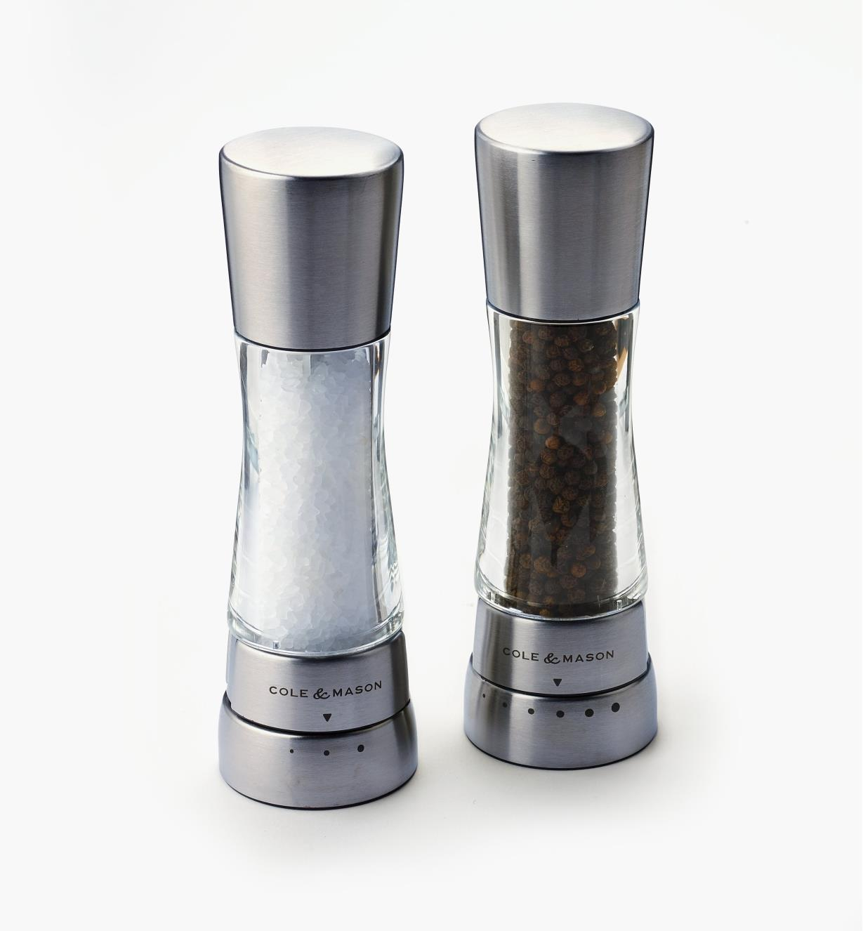 MP111 - Cole & Mason Salt & Pepper Mill Set