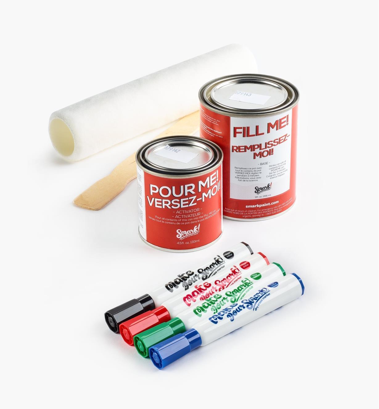 09A0961 - Dry-Erase Surface Kit