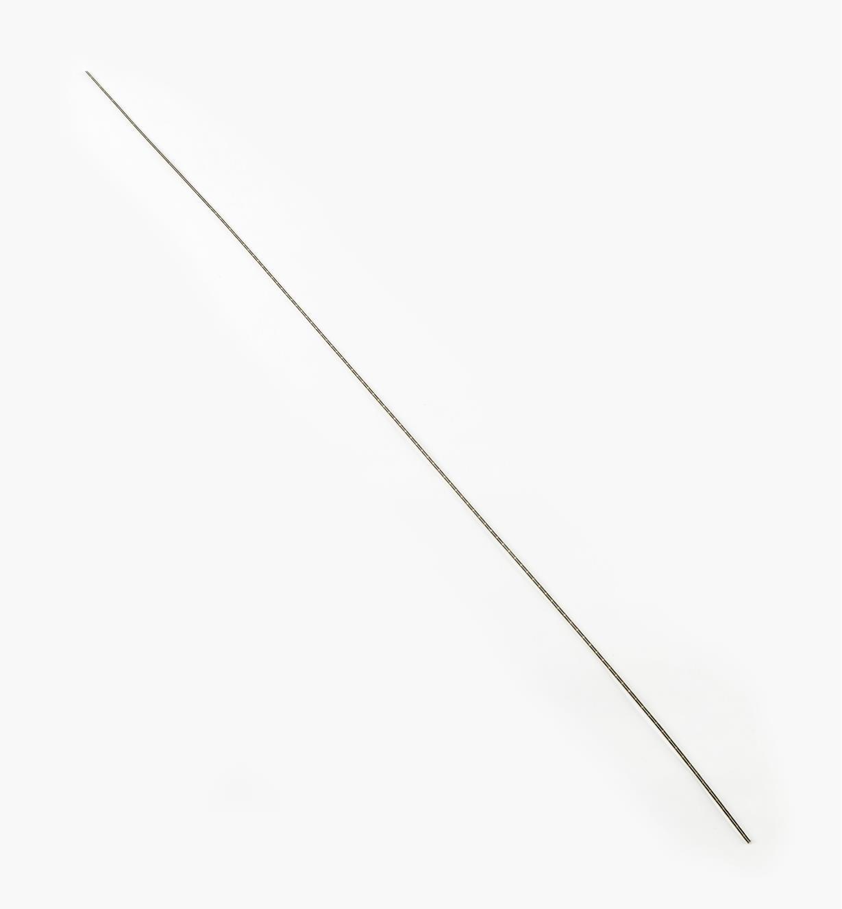 09A1033 - Bande mosaïque à incruster – 4mm, Code morse, par mètre