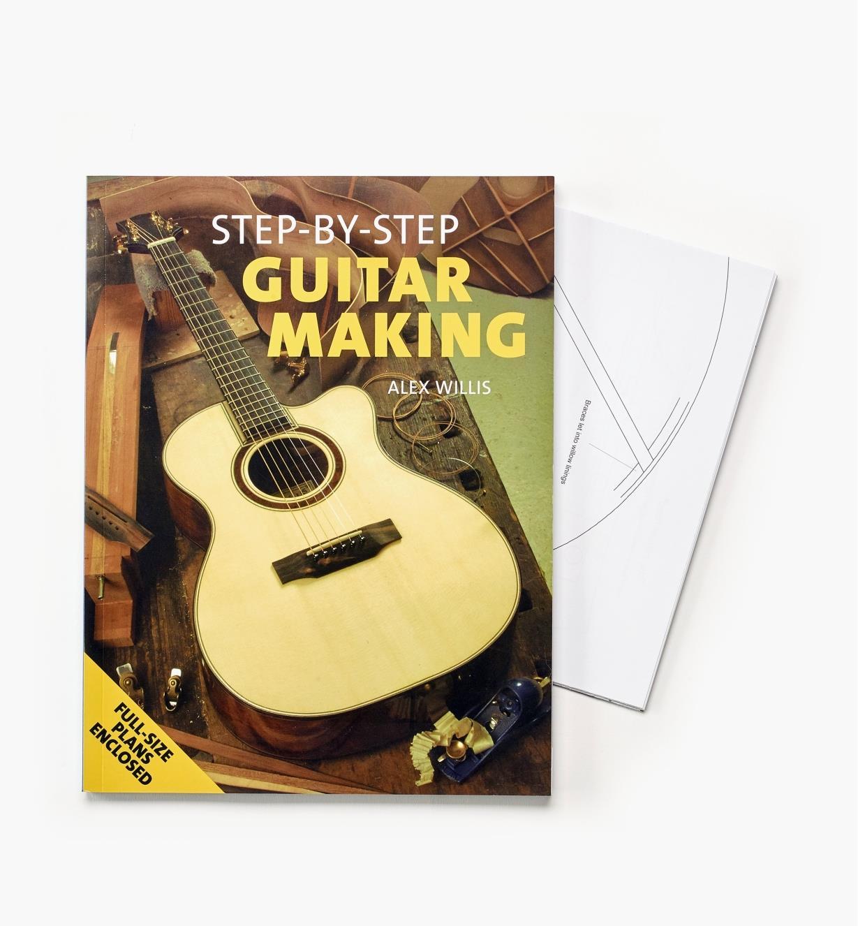 49L5127 - Step-By-Step Guitar Making