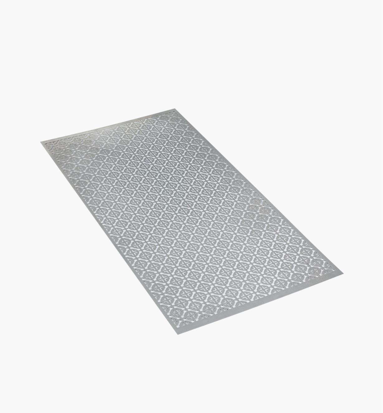"""88K9613 - 24"""" x 12"""" Aluminum Panel, Mosaic"""