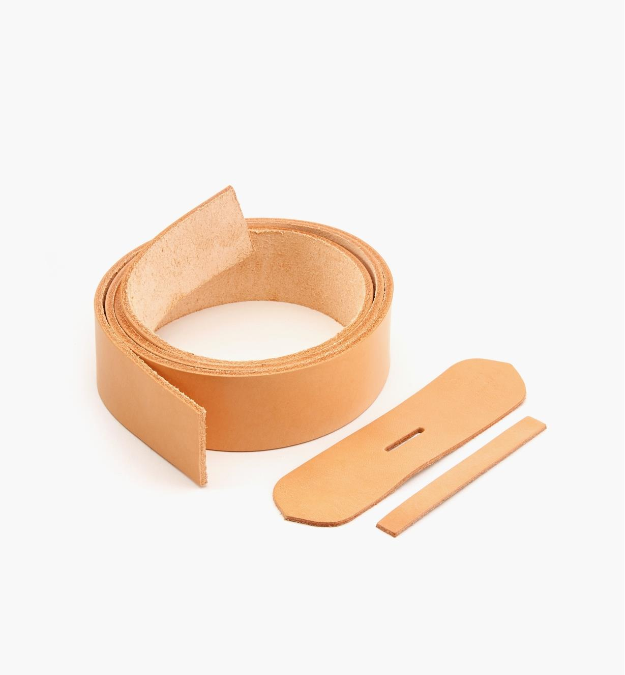 97K0940 - Natural Leather Belt Kit