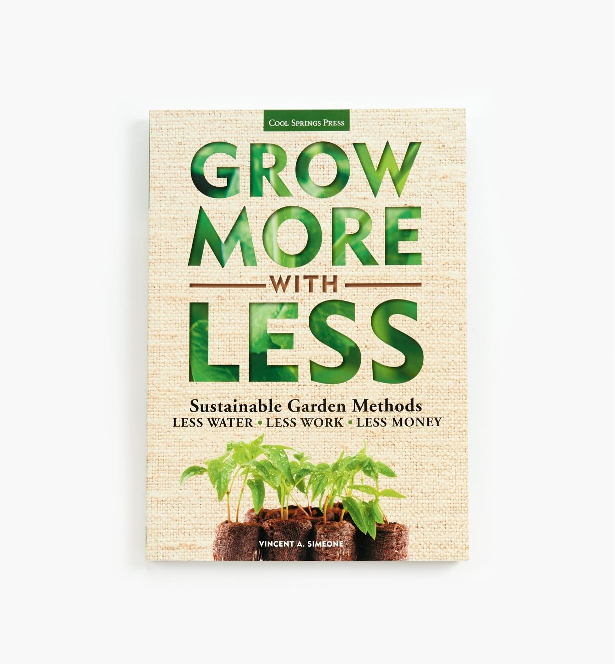 99W8381 - Grow More with Less