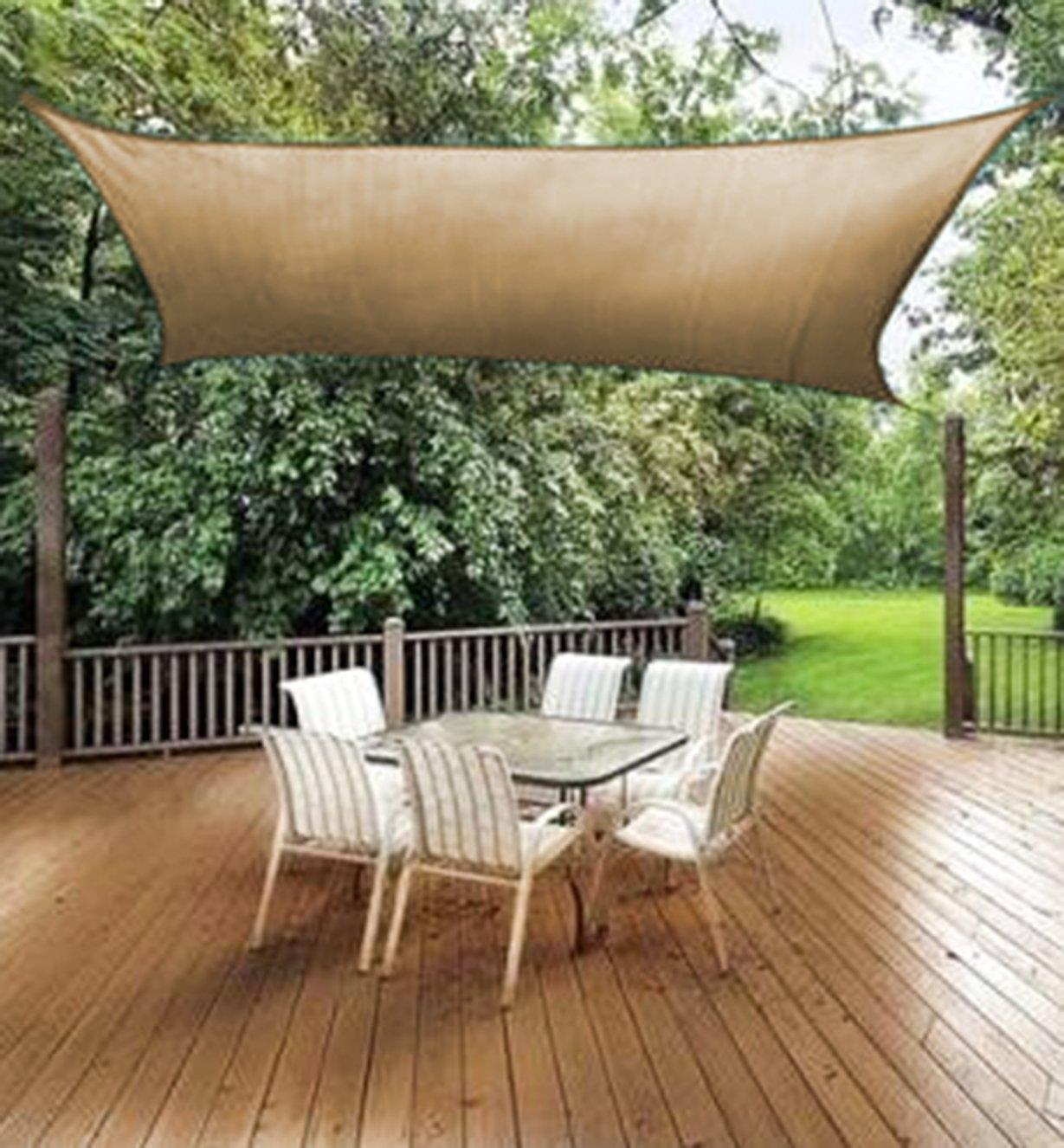 BL683 - Rectangle Shade Sail