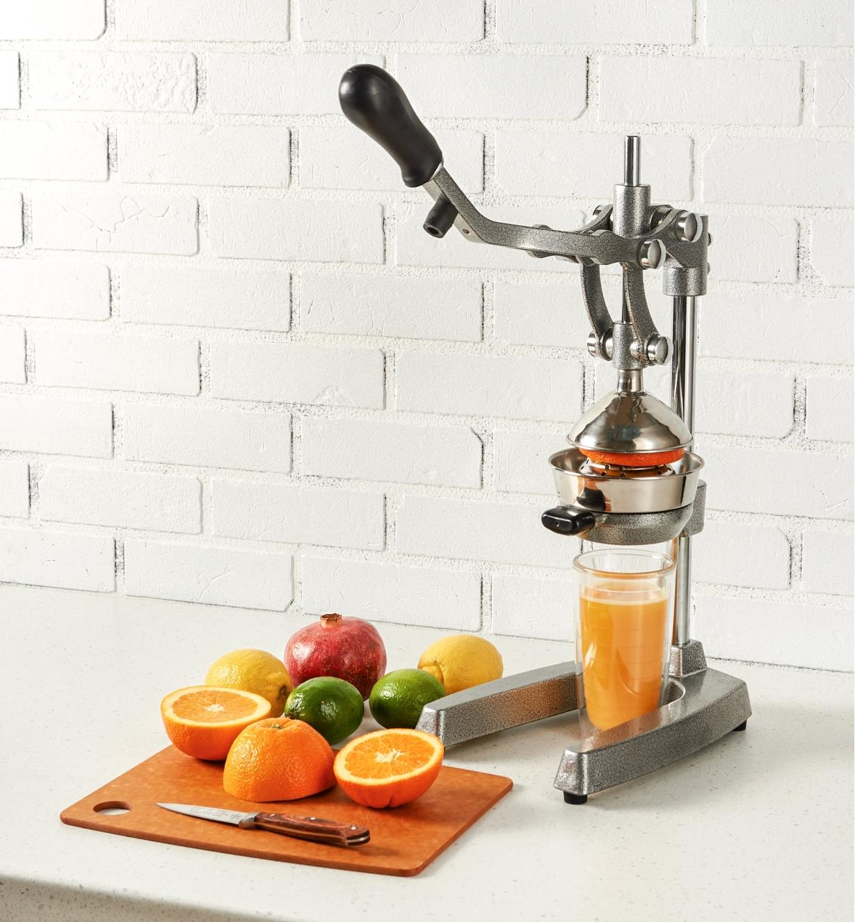 EV131 - Juice Press