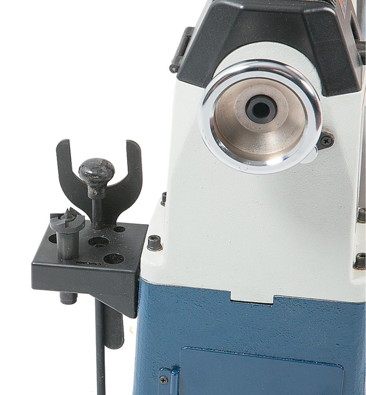03J7320 - Rikon Midi Lathe (70 220VSR)