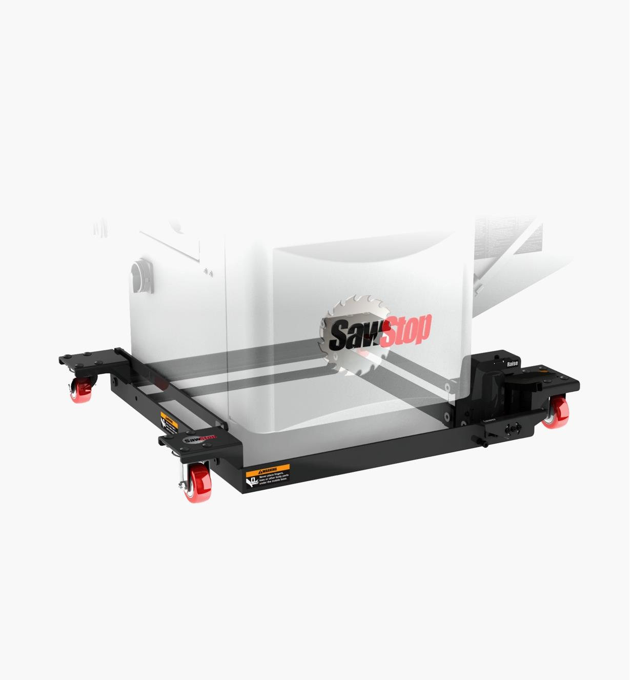 95T0431 - SawStop Industrial Mobile Base & Conversion Kit