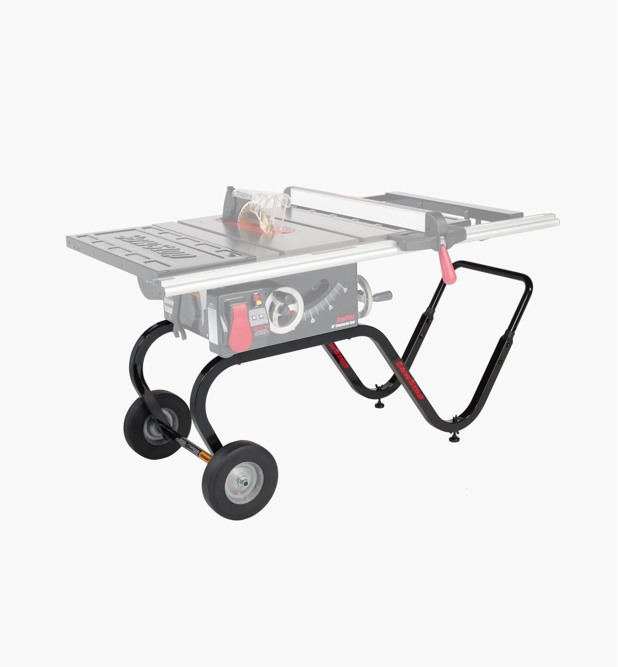 95T0450 - Mobile Cart for Contractor Saw