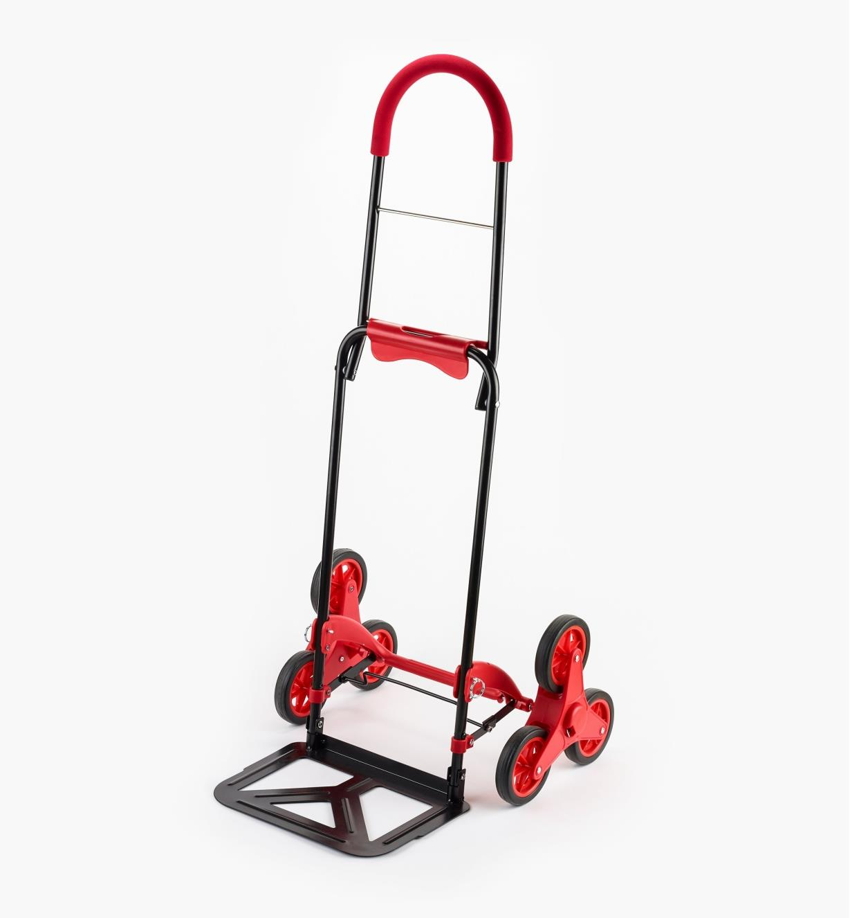 99W3937 - Smart Cart Stair Climber, Red