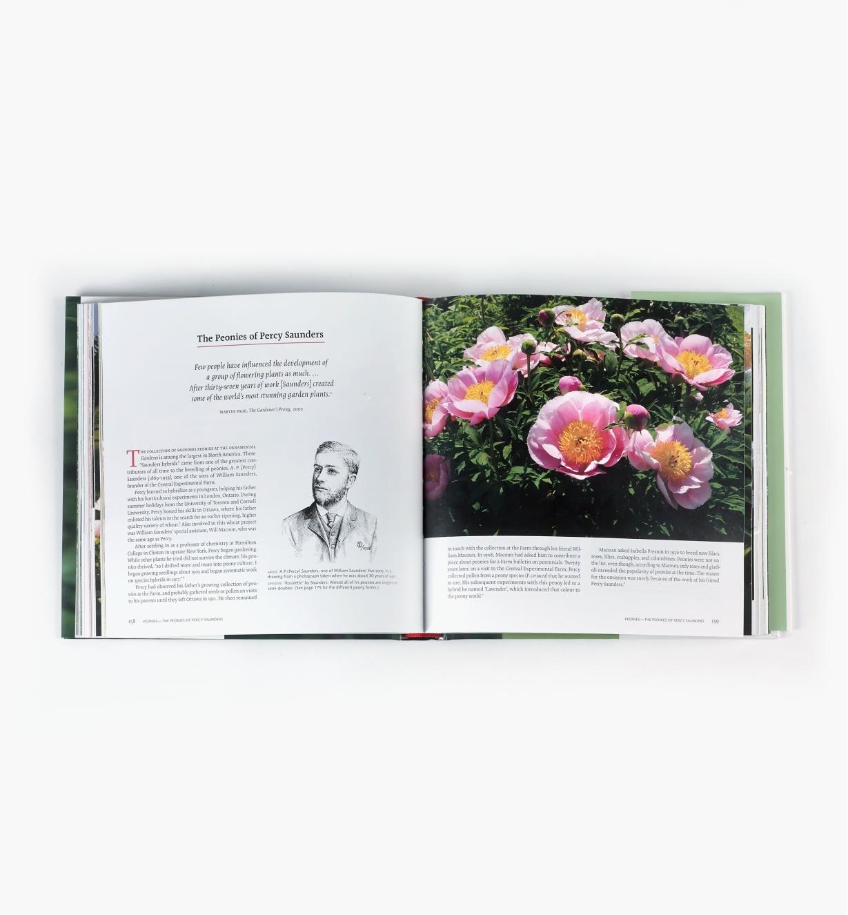 LA543 - Blooms – An Illustrated History of the Ornamental Gardens at Ottawa's Central Experimental Farm