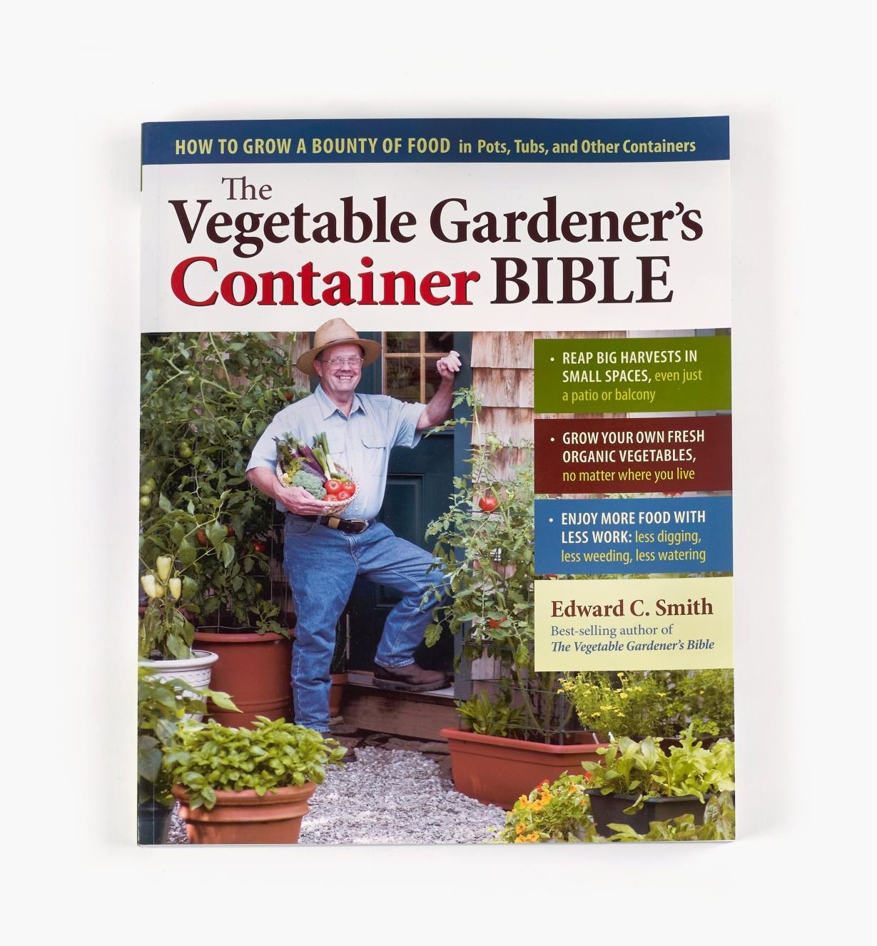 LA949 - The Vegetable Gardener's Container Bible