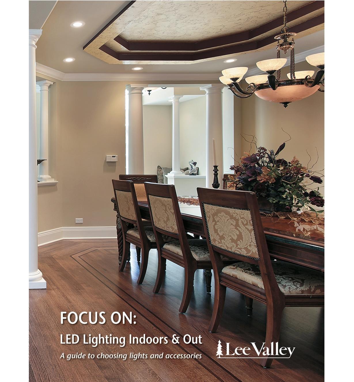 U0119LED - Focus On: LED Lighting Indoors & Out
