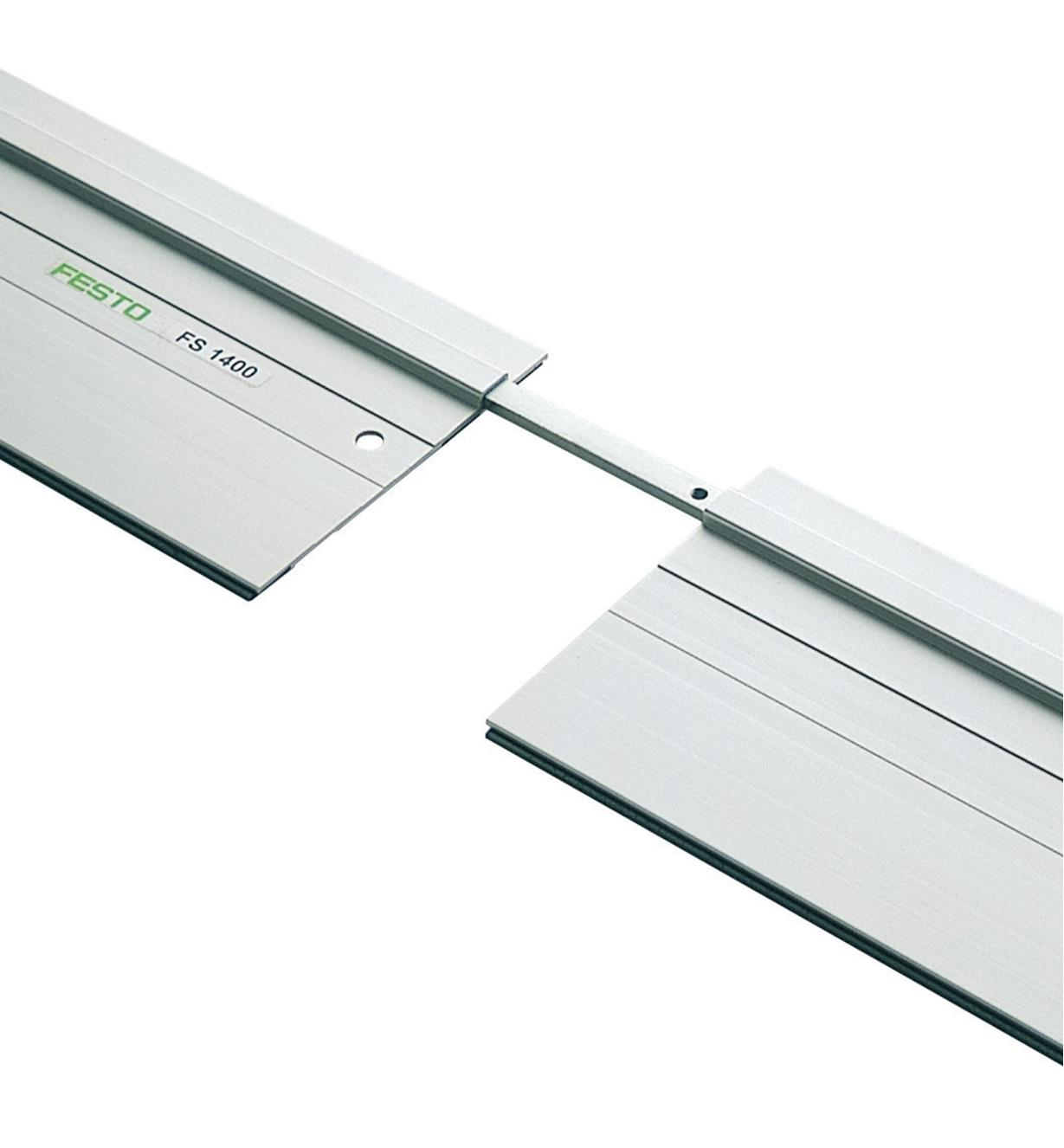Connector for Festool Guide Rails