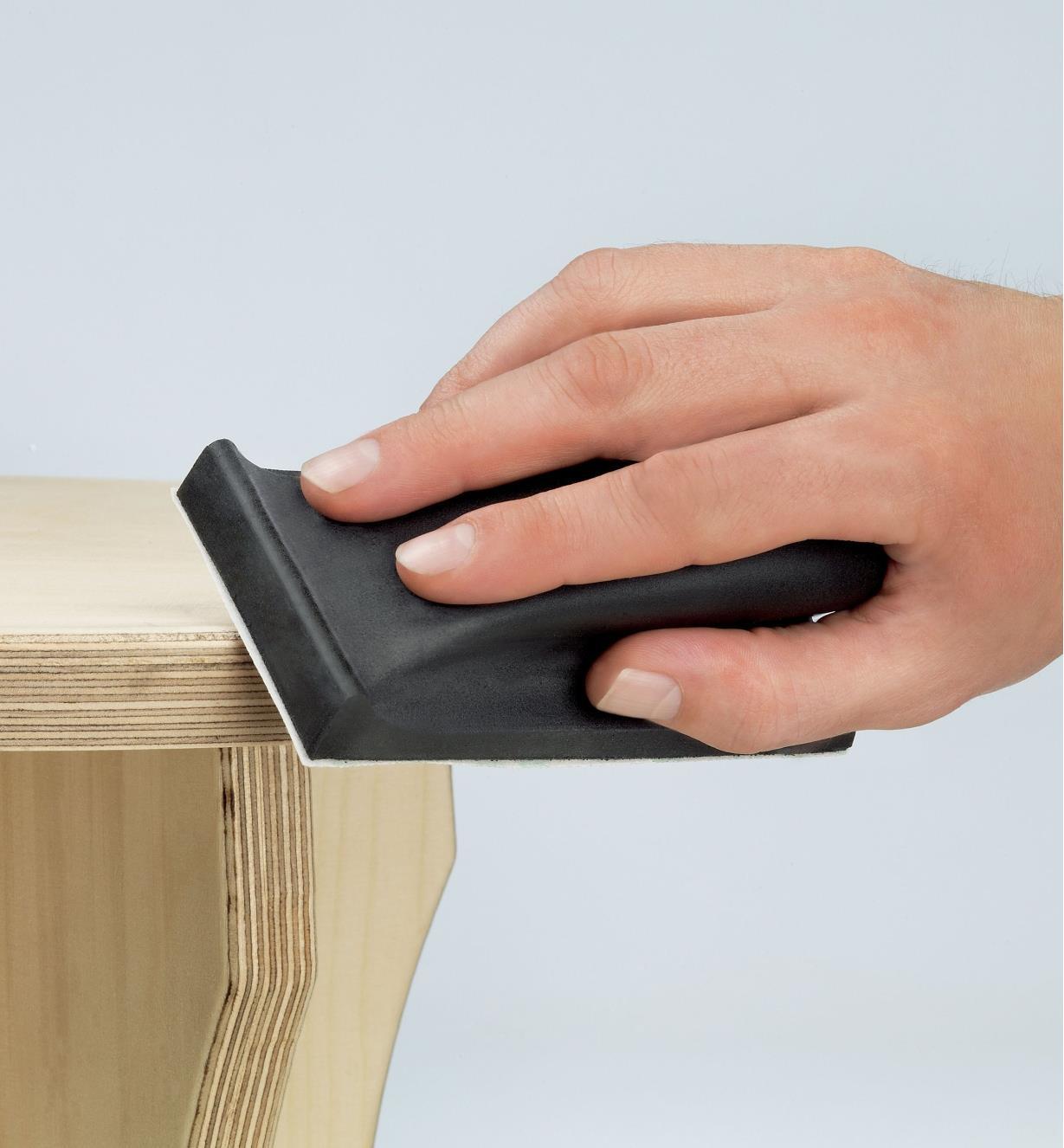ZA495967 - Hard Hand Sanding Block – Rectangular