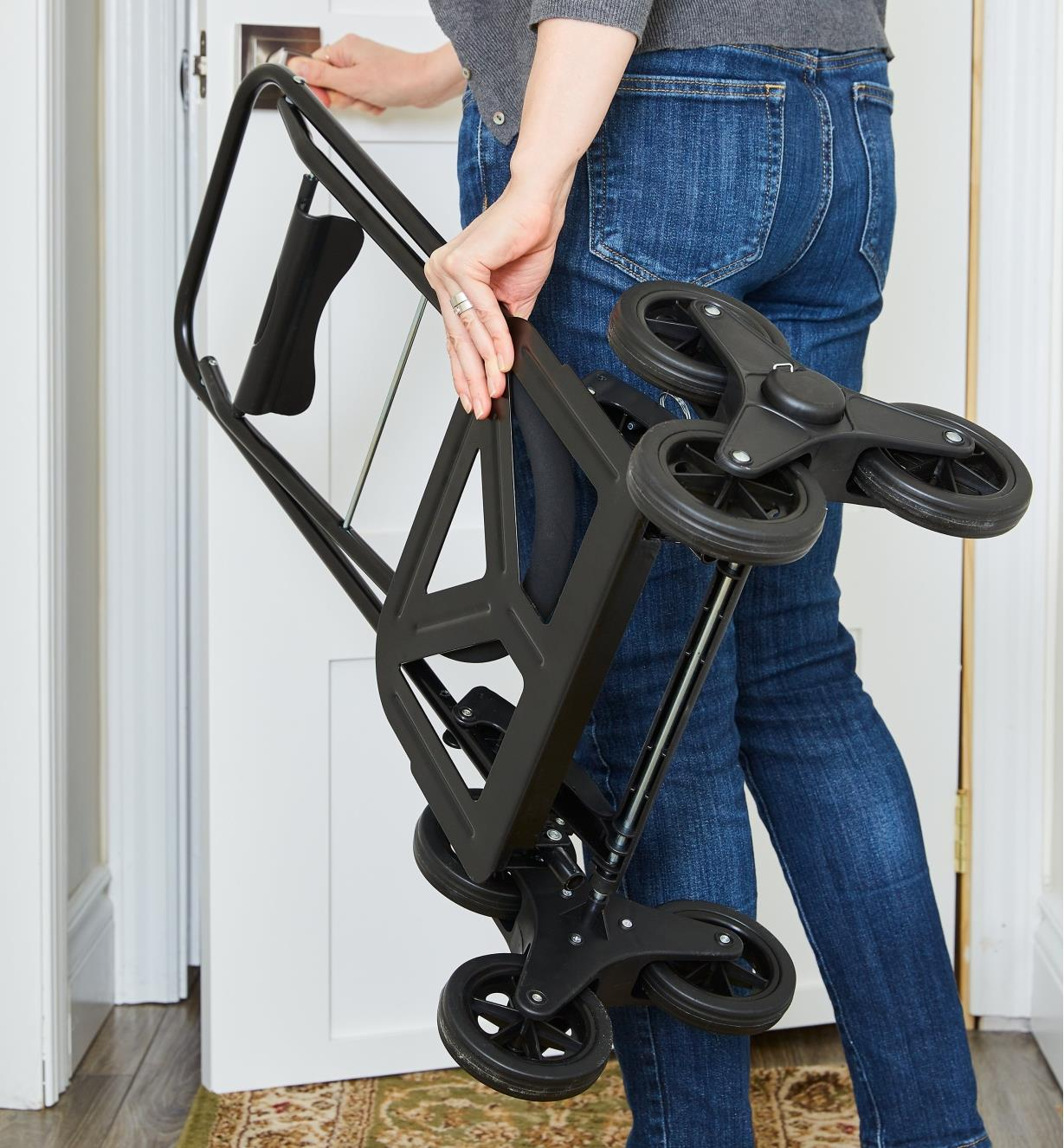 Smart Cart Stair Climber