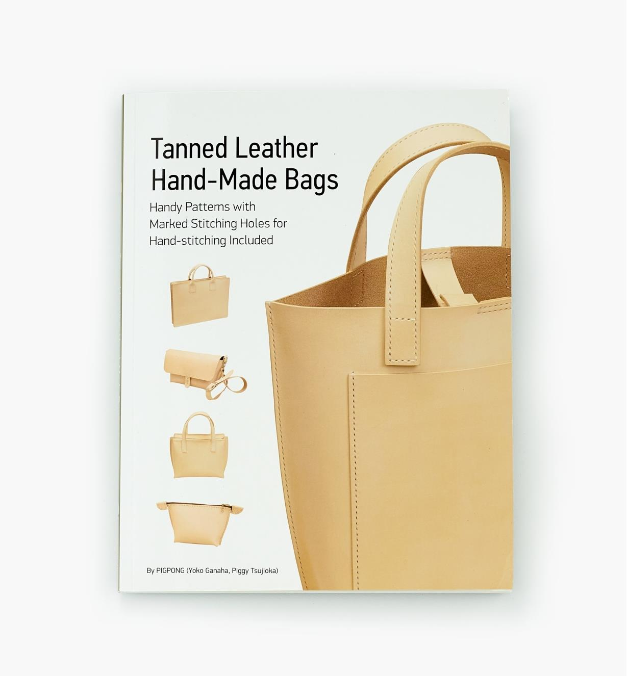 21L2011 - Tanned Leather Hand-Made Bags