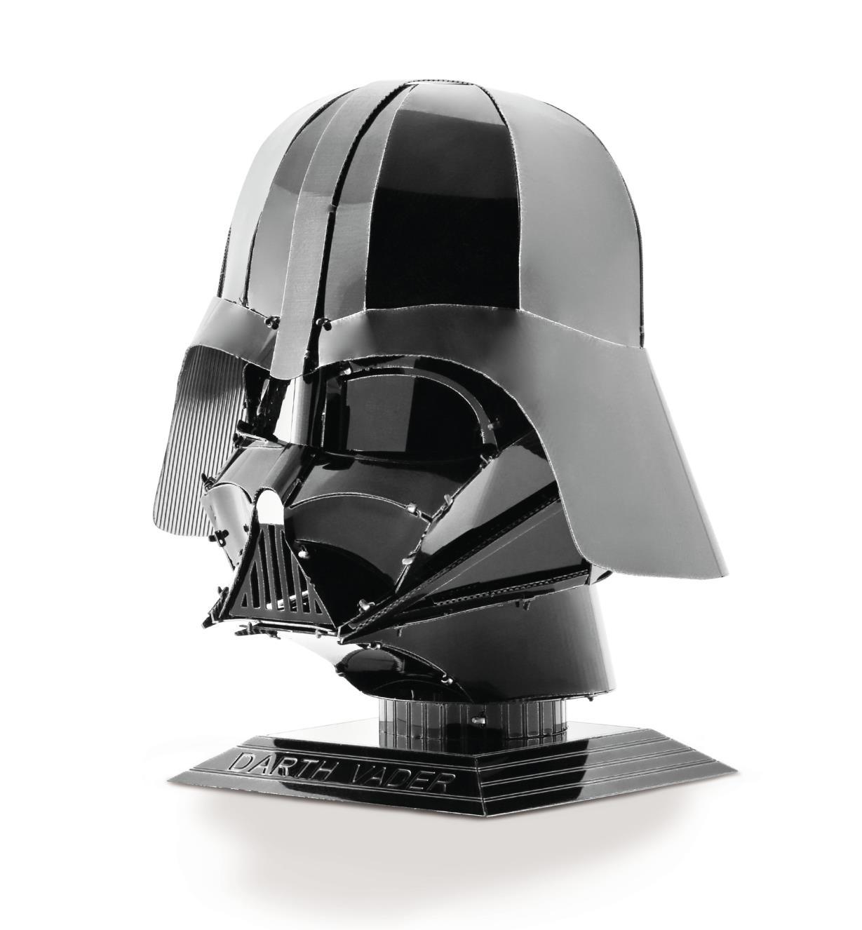 45K4164 - Modèle réduit en métal – Star Wars: Casque de Dark Vador