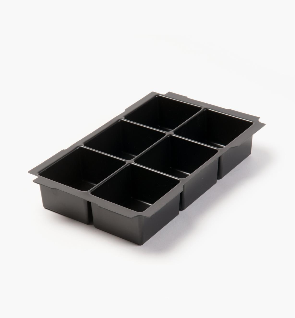 68K4532 - 6-Compartment Tray for T-Loc Mini Systainer