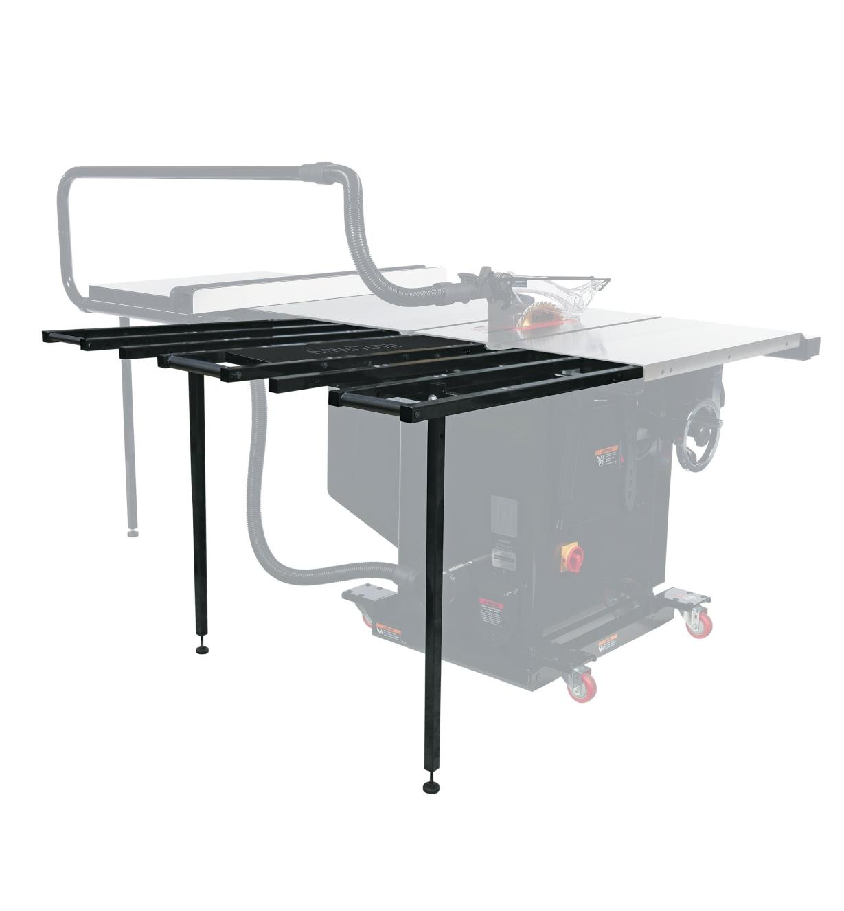 95T0504 - Table de sortie repliable TSA-FOT SawStop