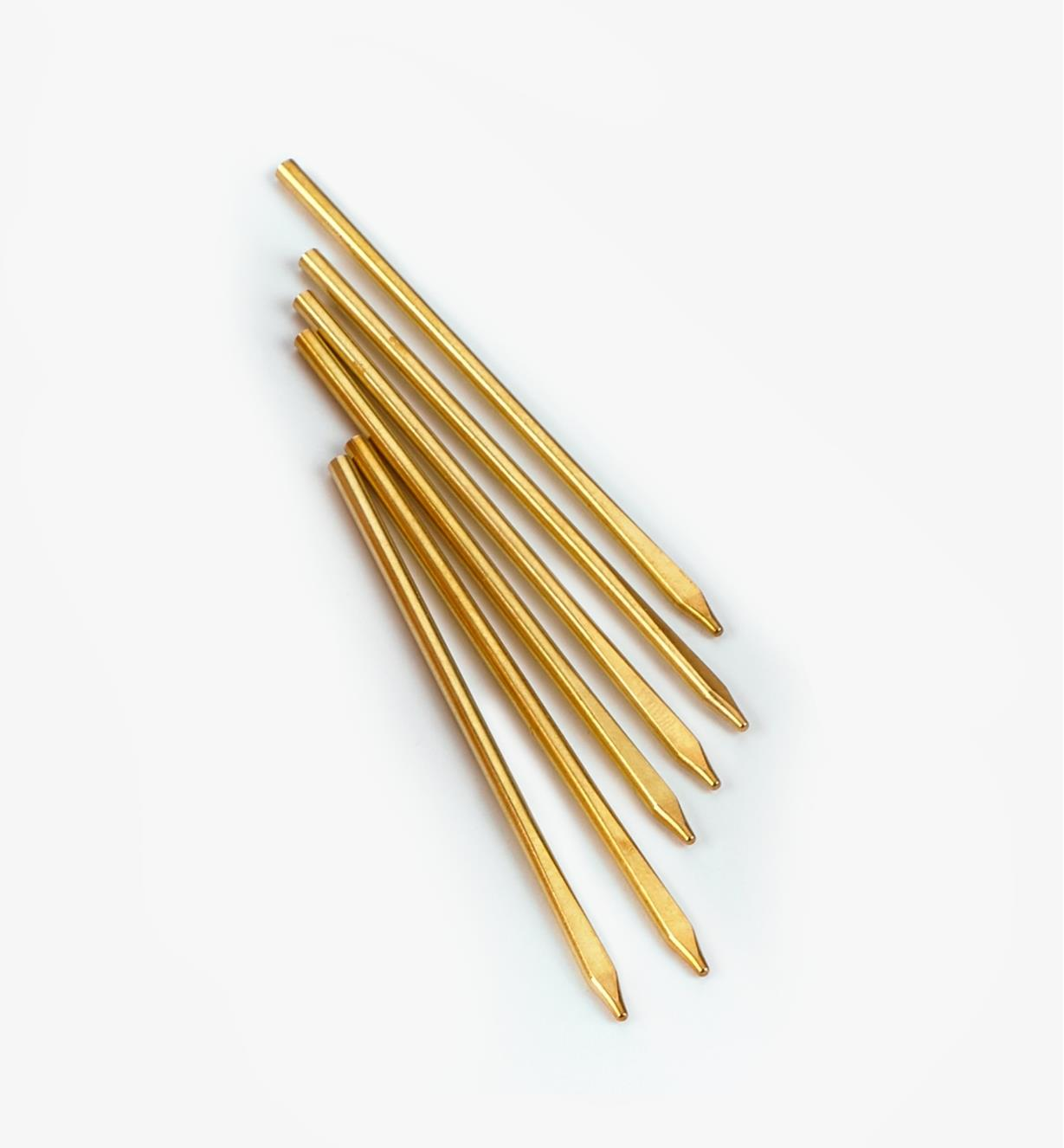 97K0930 - Lacing Needles, pkg. of 6