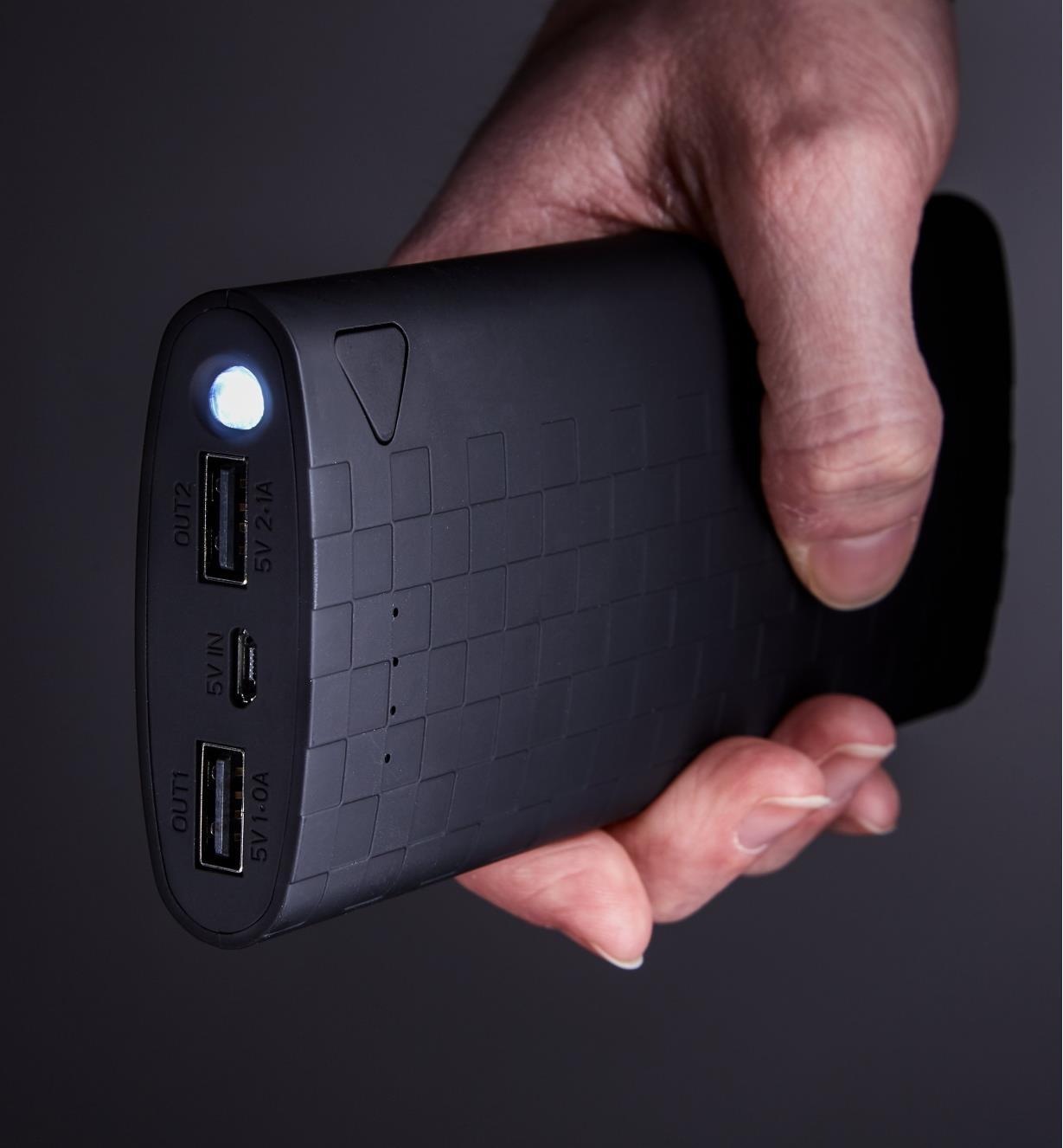99W7699 - Chargeur portatif, 20 000 mAh