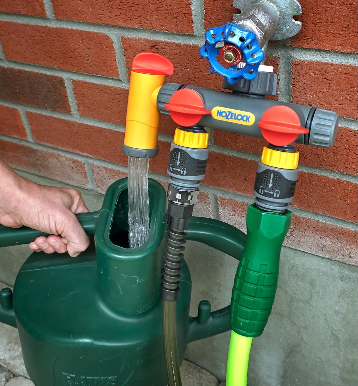 AL861 - Distributeur d'eau à trois sorties