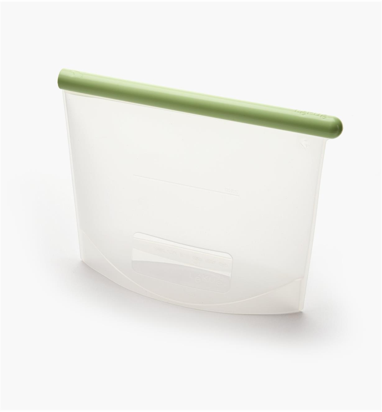 EV810 - Sac réutilisable en silicone, 1000 ml
