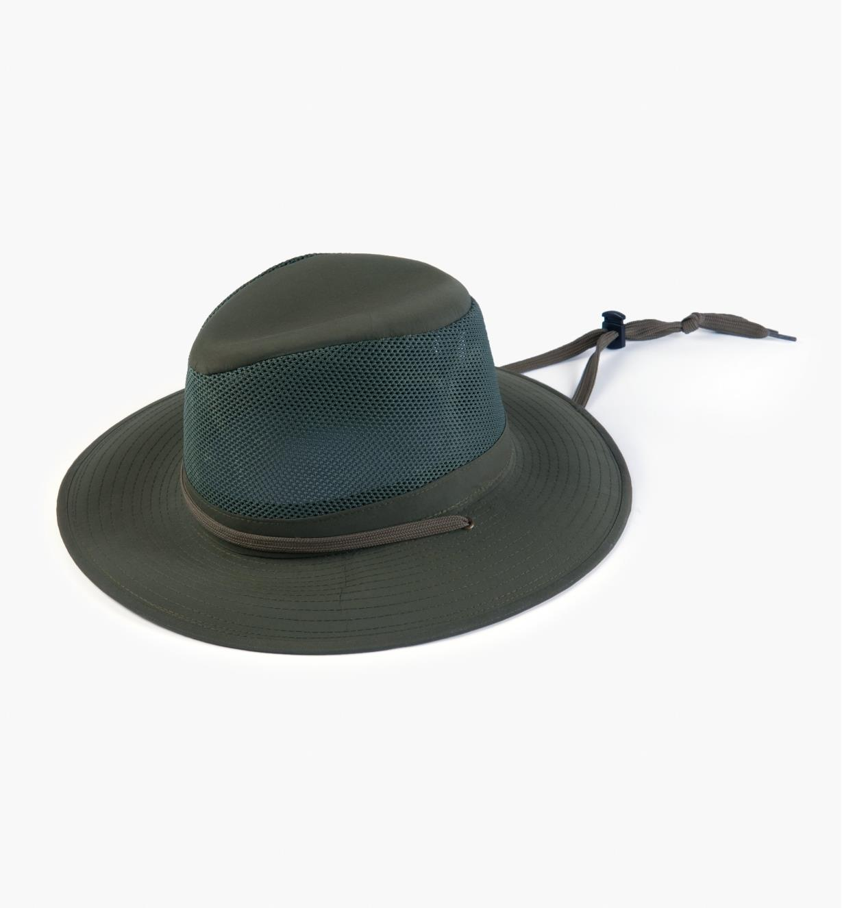 HL543 - Green Breezer Hat, XL