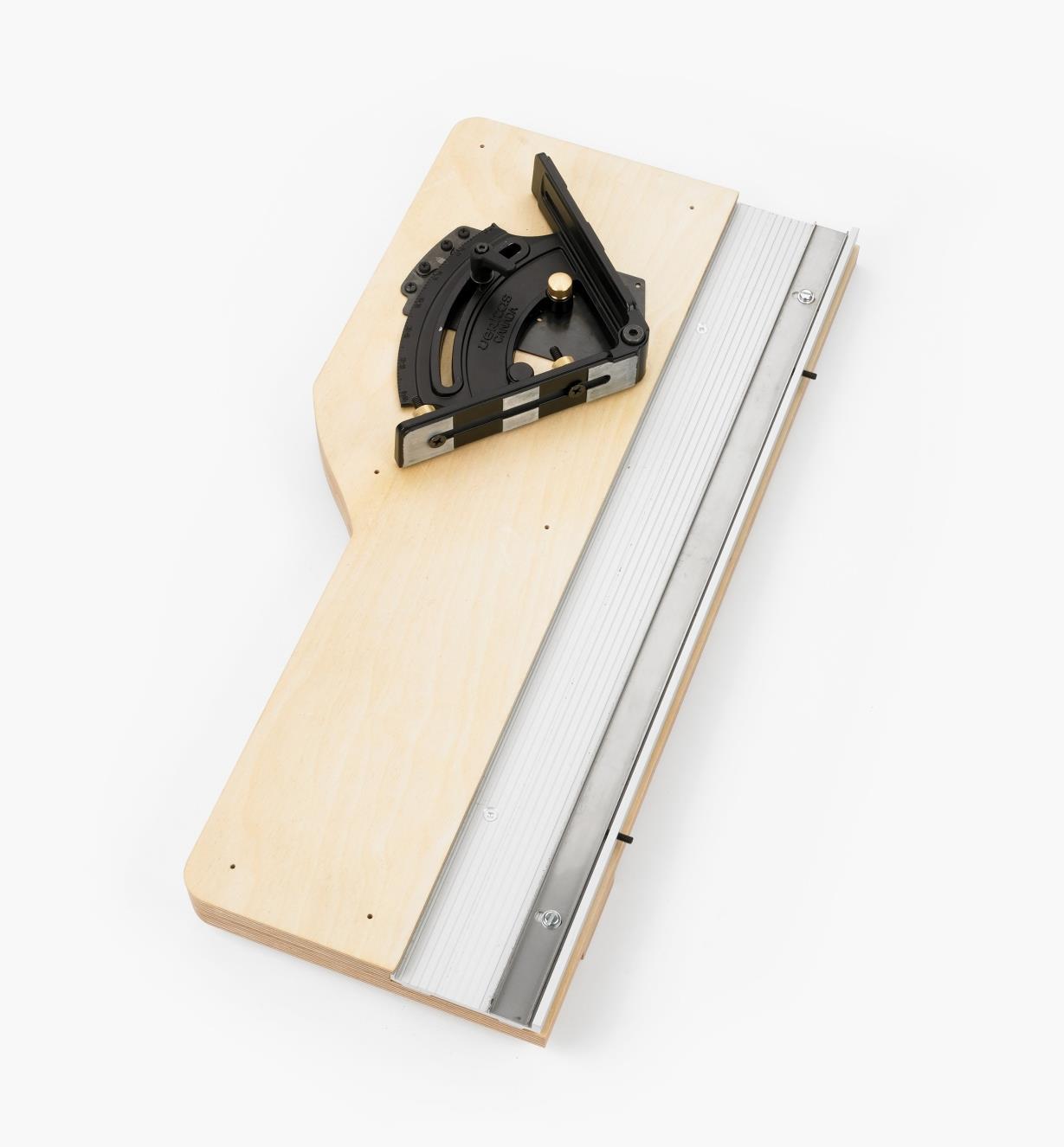 05P5490 - Planche à recaler, modèle droit
