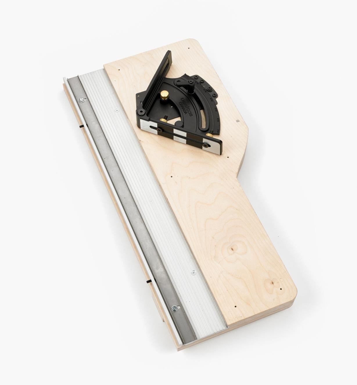05P5491 - Planche à recaler, modèle gauche